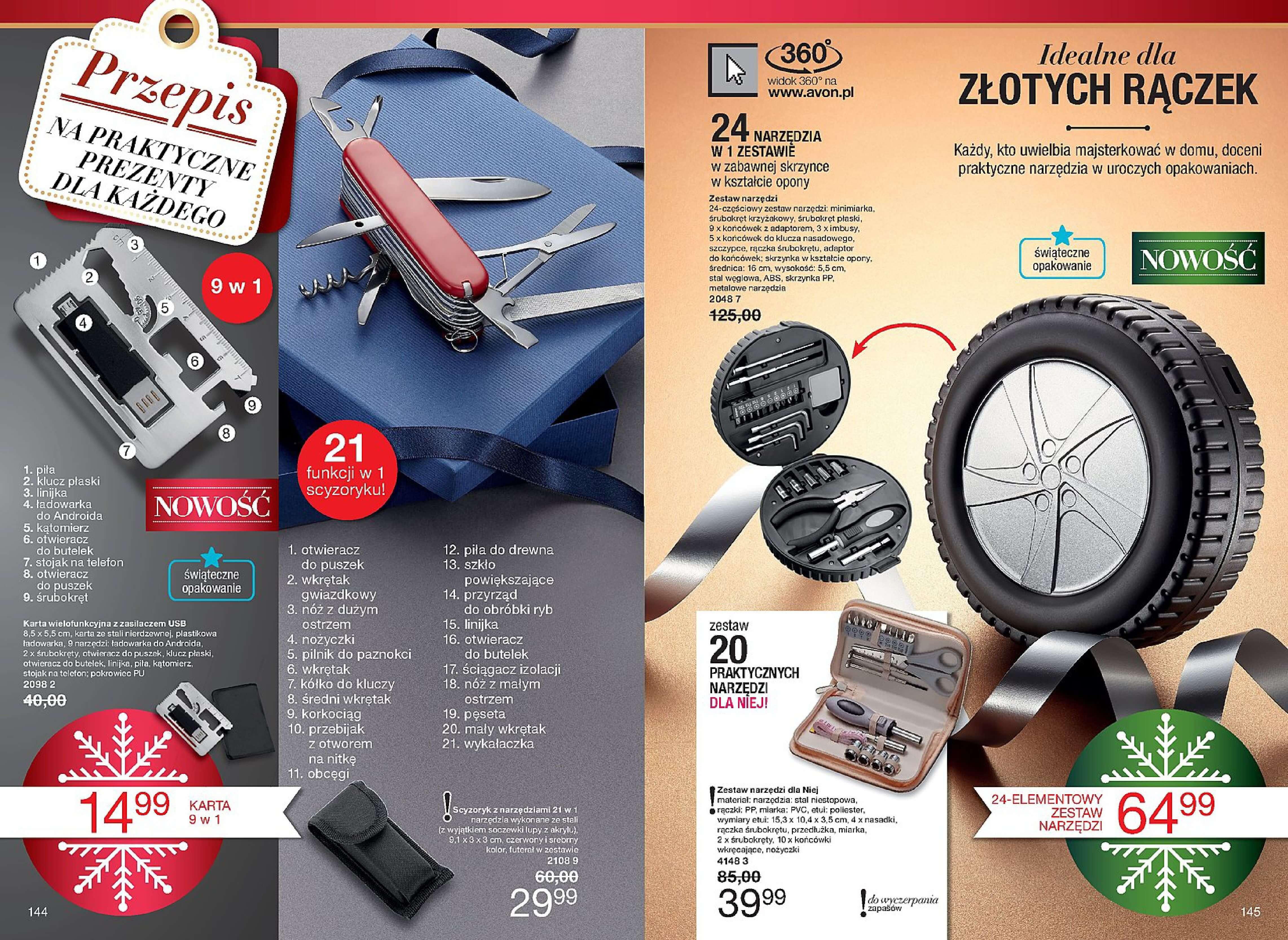 Gazetka Avon - Katalog 17/2017 Gwiazdka-29.11.2017-27.12.2017-page-73