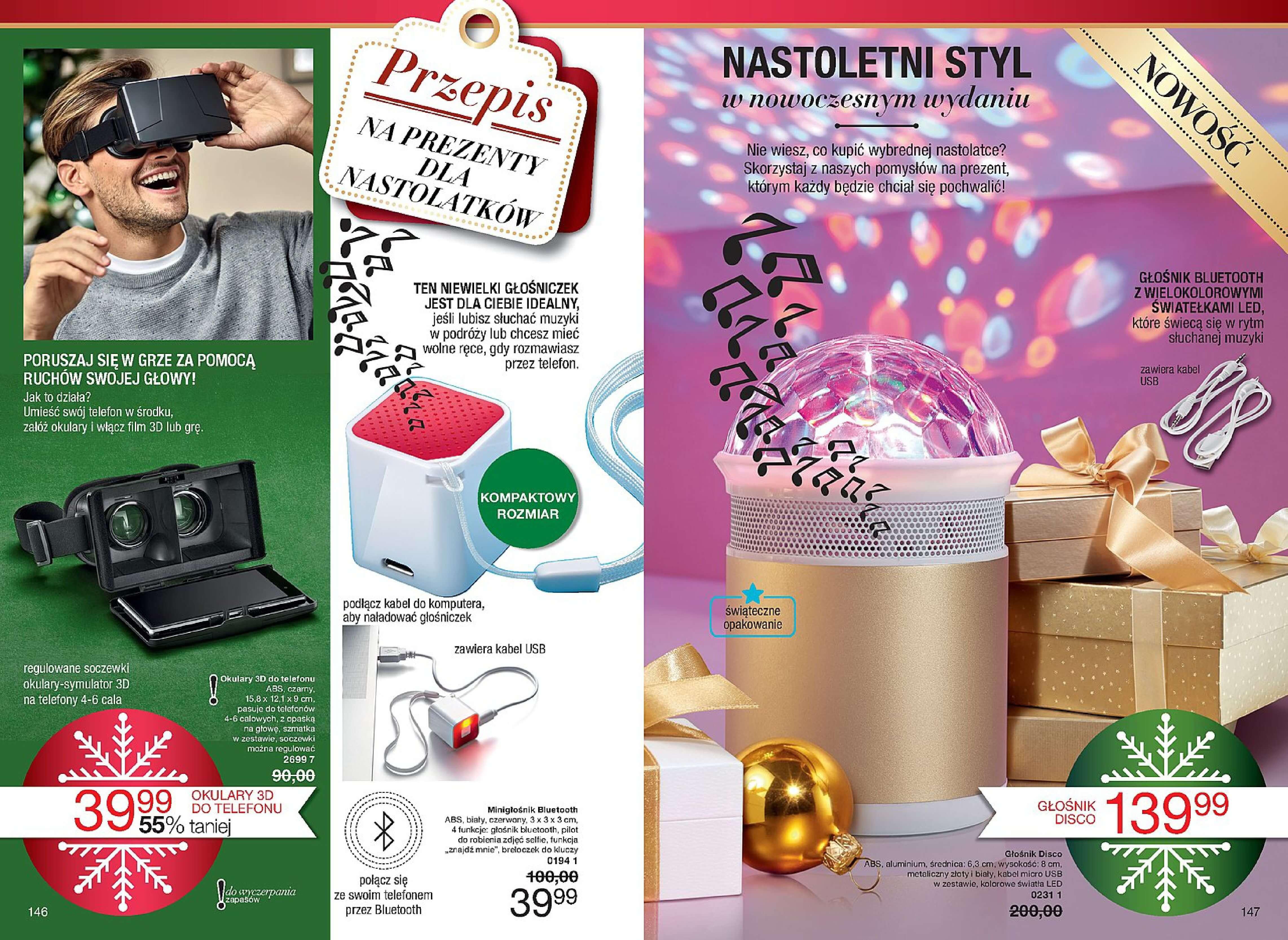 Gazetka Avon - Katalog 17/2017 Gwiazdka-29.11.2017-27.12.2017-page-74