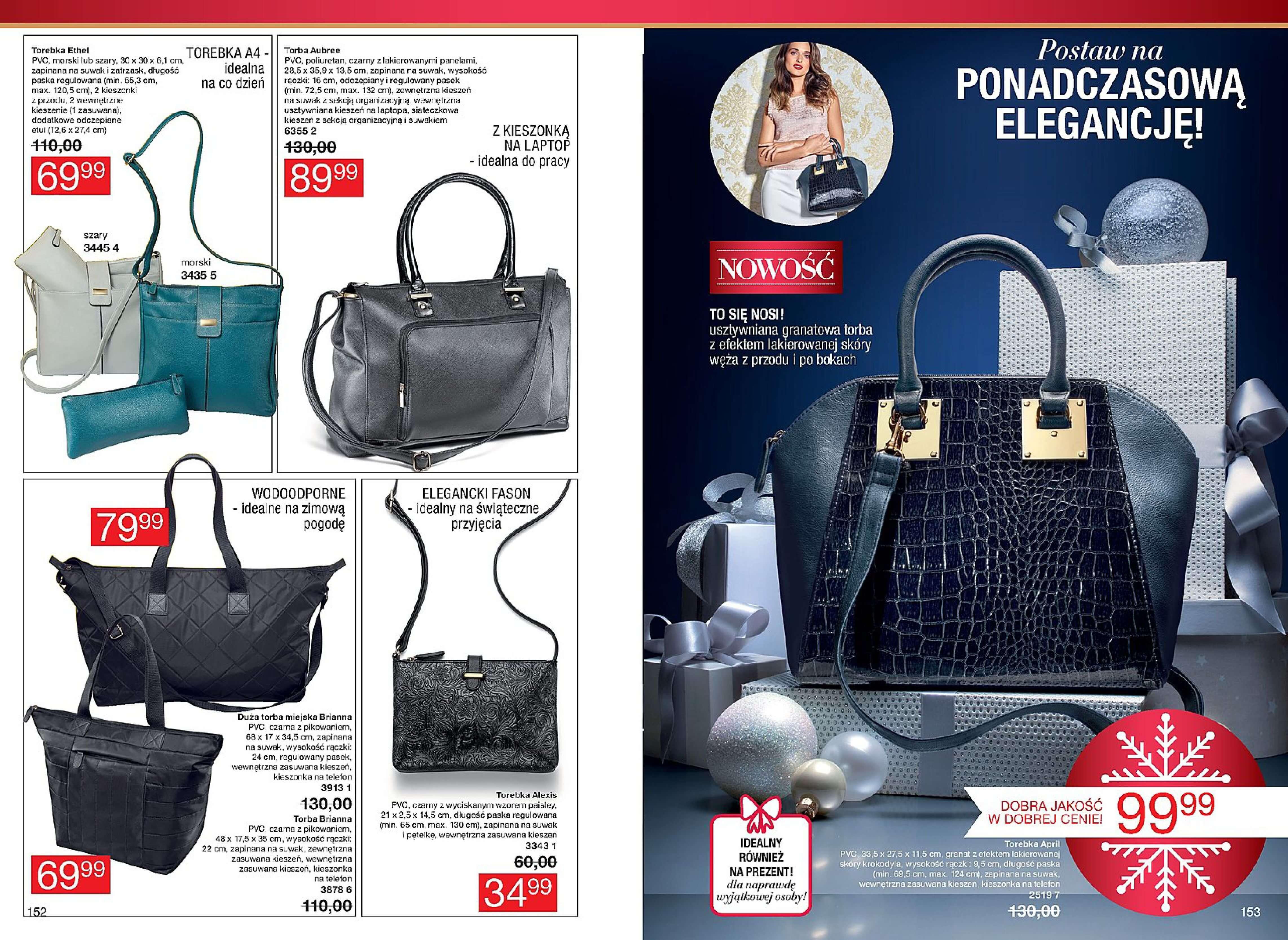 Gazetka Avon - Katalog 17/2017 Gwiazdka-29.11.2017-27.12.2017-page-77