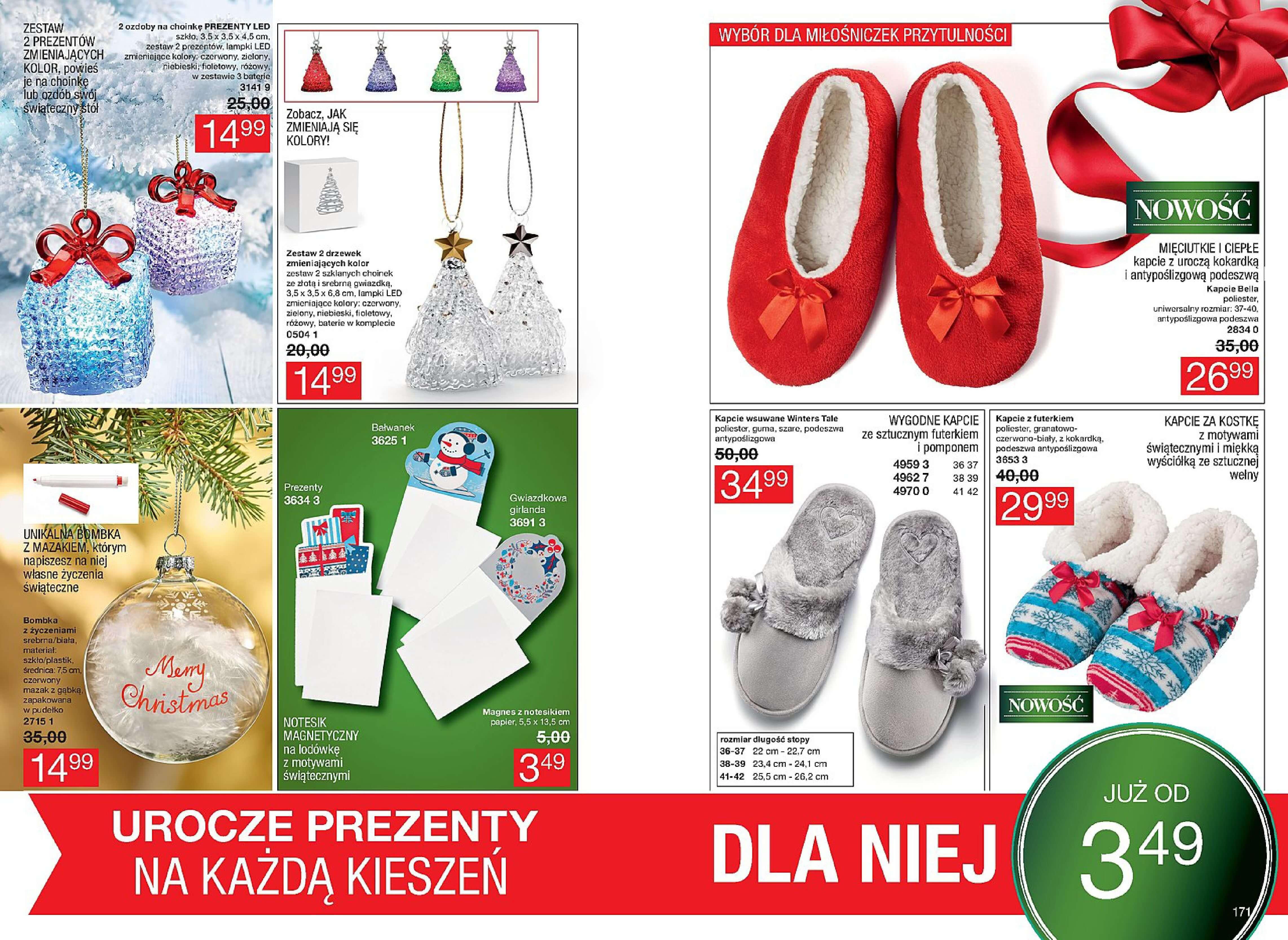 Gazetka Avon - Katalog 17/2017 Gwiazdka-29.11.2017-27.12.2017-page-86