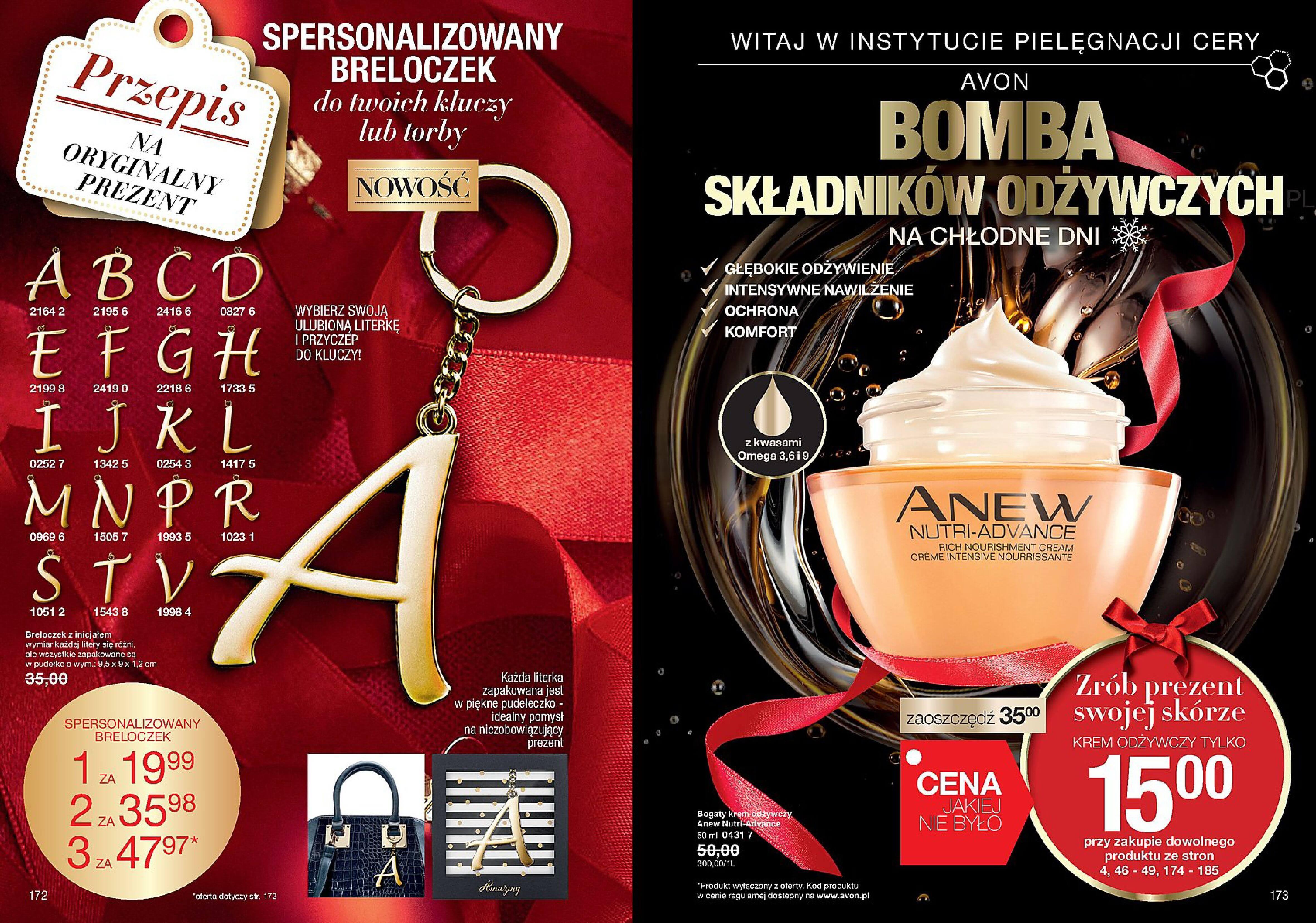 Gazetka Avon - Katalog 17/2017 Gwiazdka-29.11.2017-27.12.2017-page-87