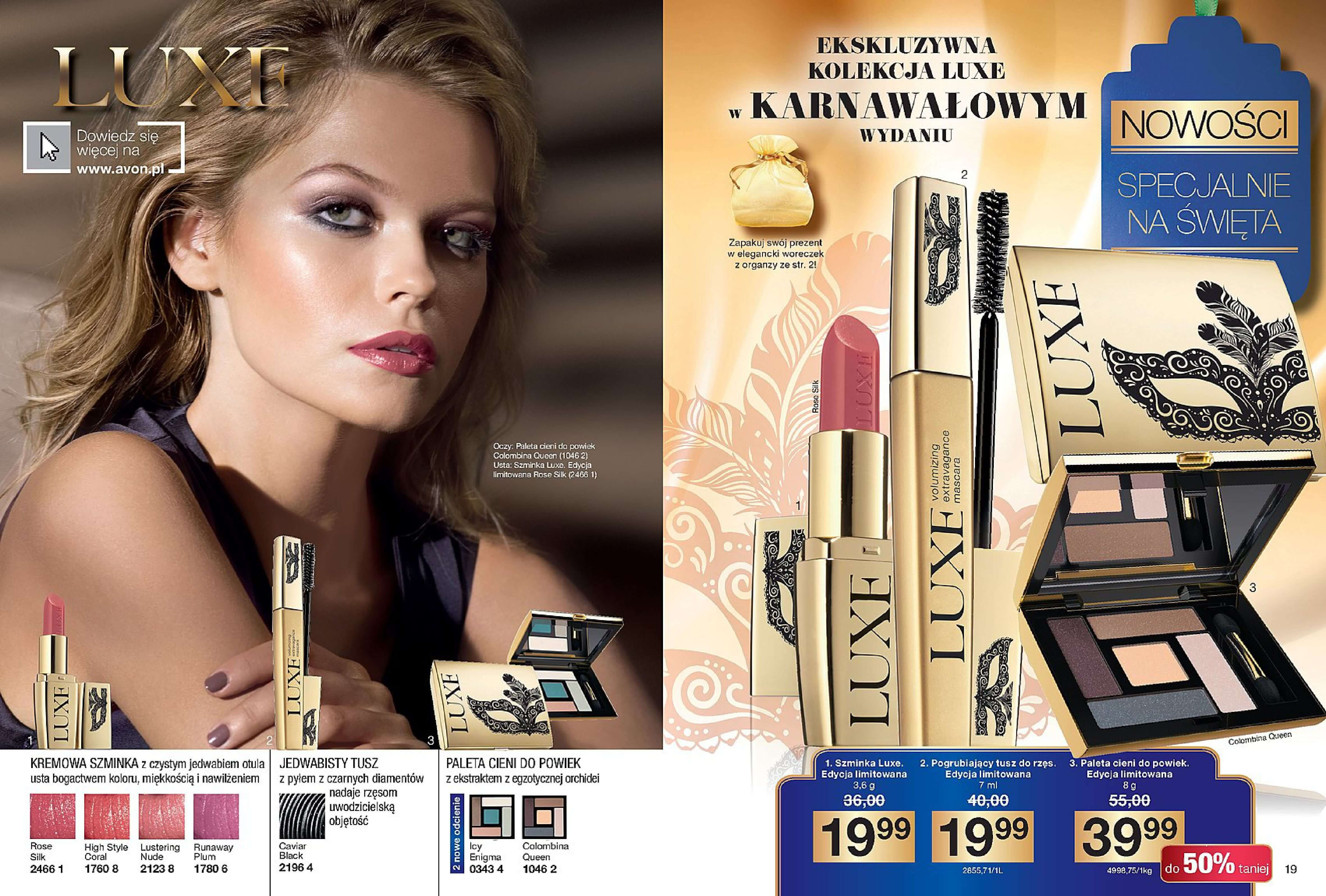 Gazetka Avon - Katalog 17/2017 Gwiazdka-29.11.2017-27.12.2017-page-10