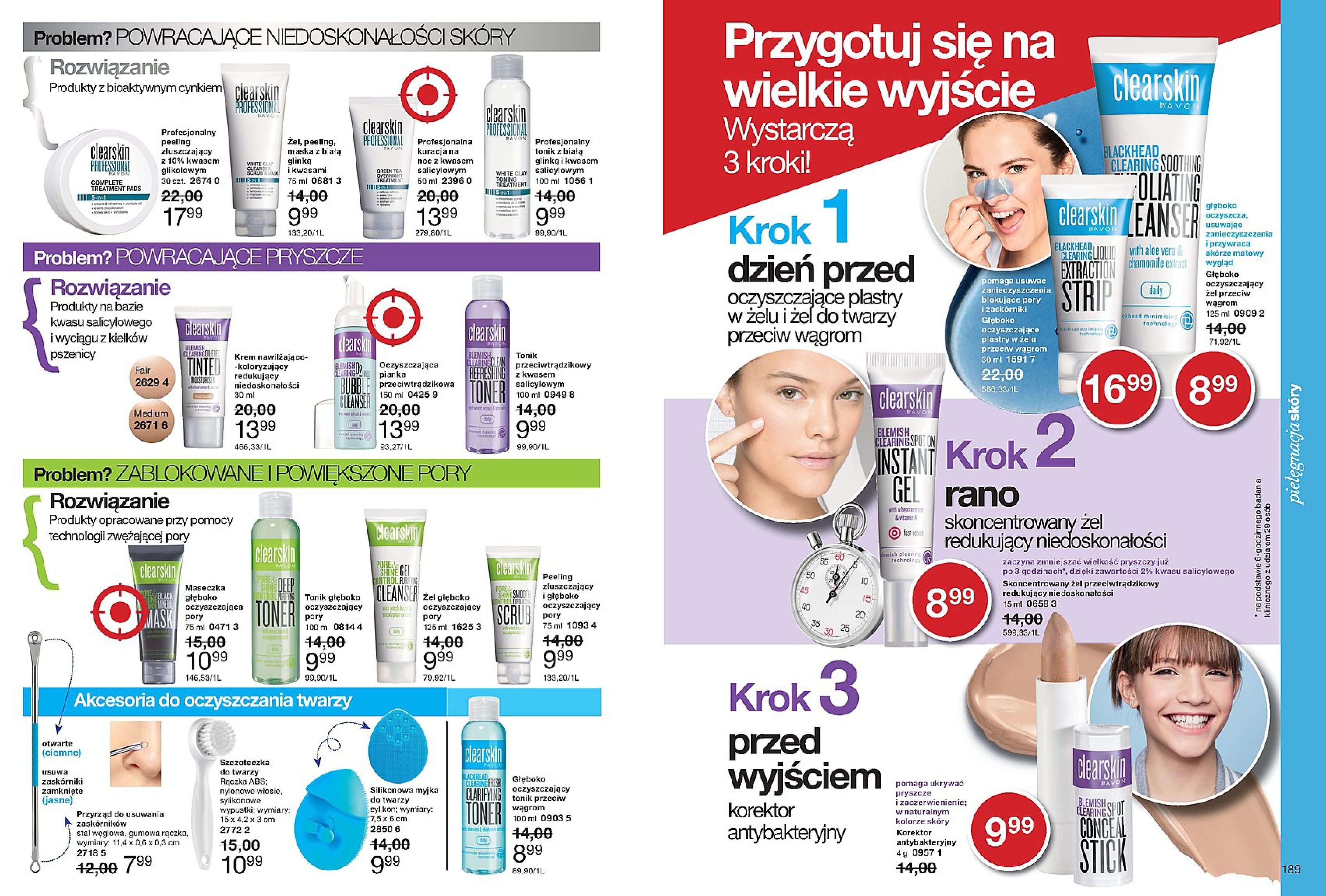 Gazetka Avon - Katalog 17/2017 Gwiazdka-29.11.2017-27.12.2017-page-95