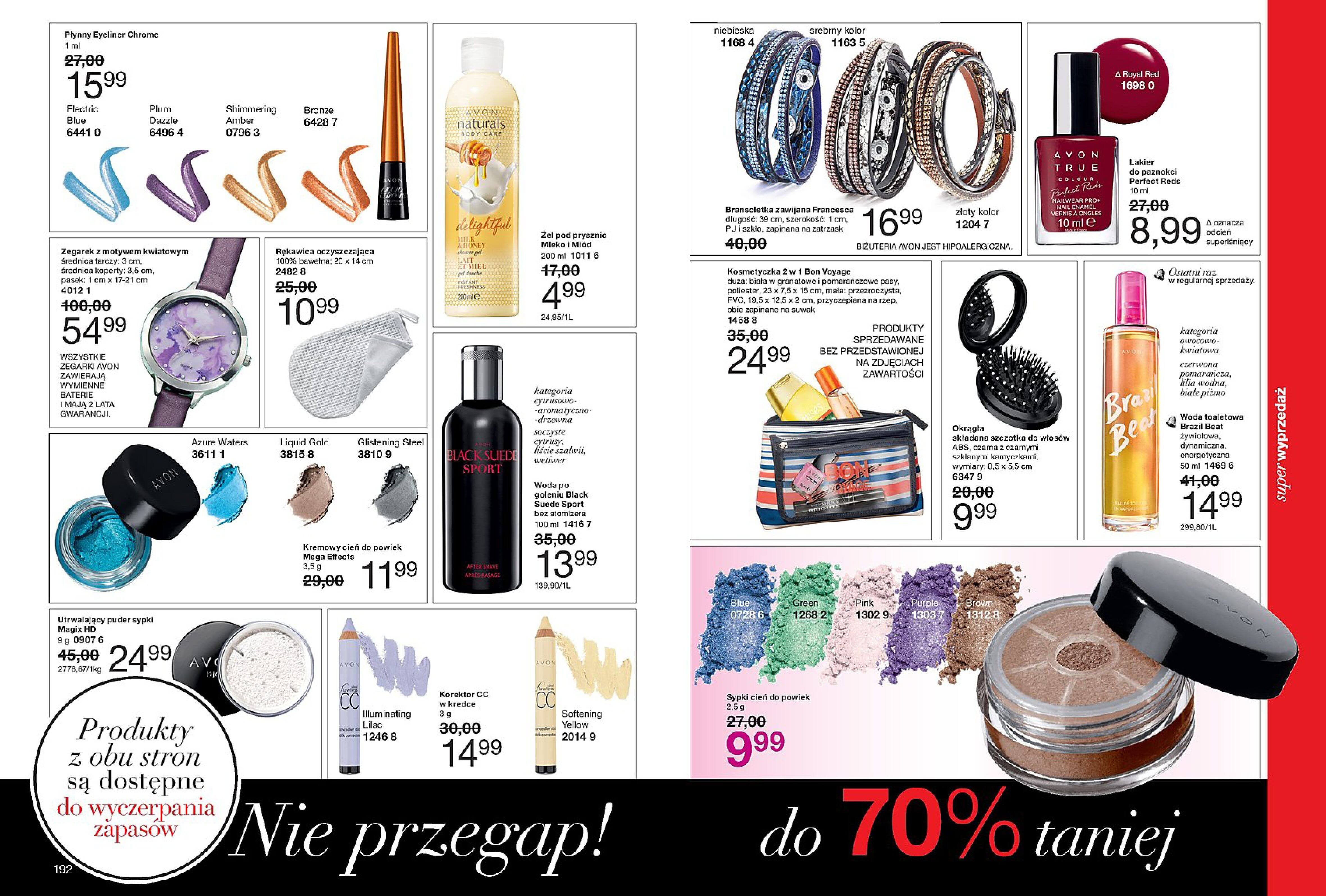 Gazetka Avon - Katalog 17/2017 Gwiazdka-29.11.2017-27.12.2017-page-97