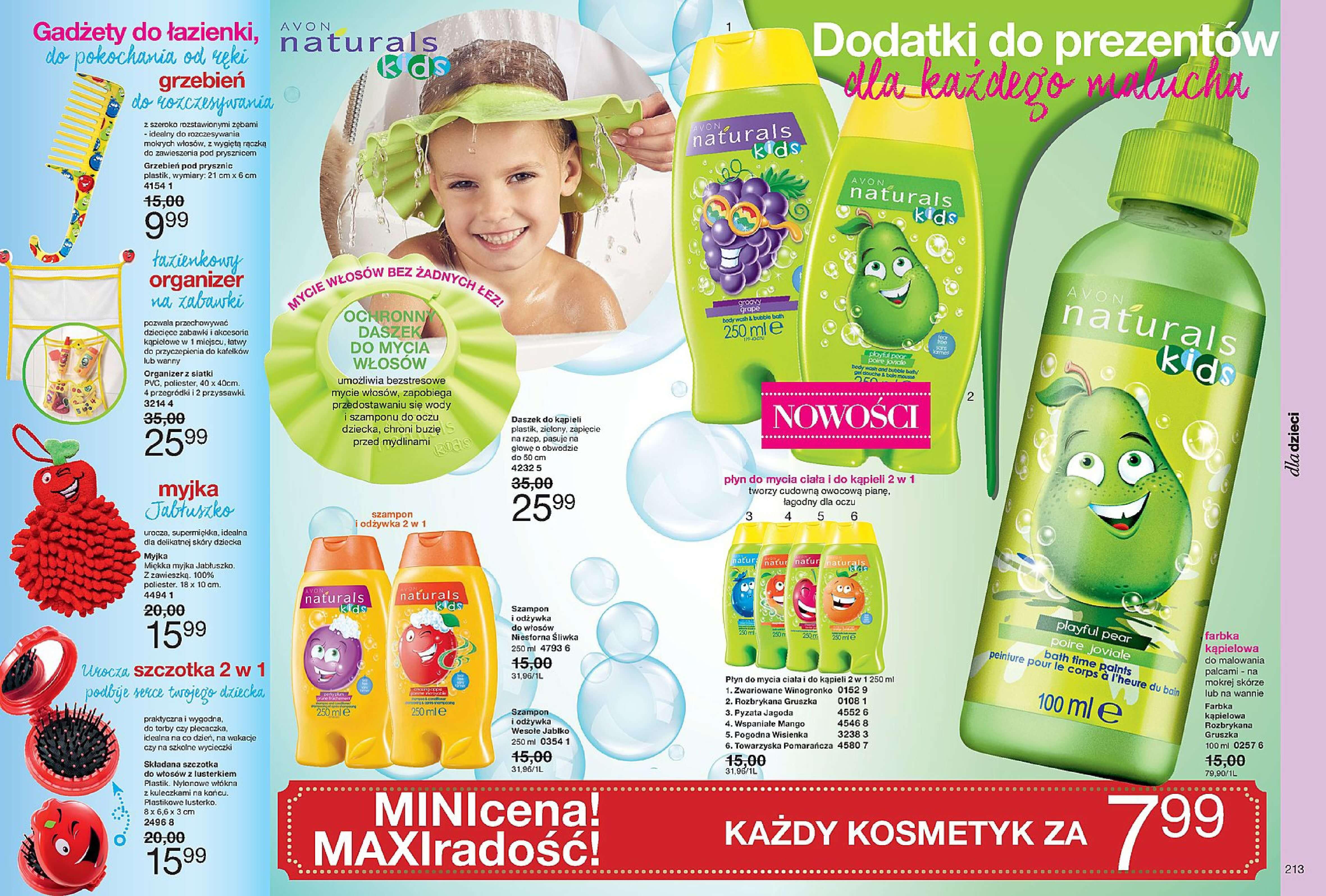 Gazetka Avon - Katalog 17/2017 Gwiazdka-29.11.2017-27.12.2017-page-107