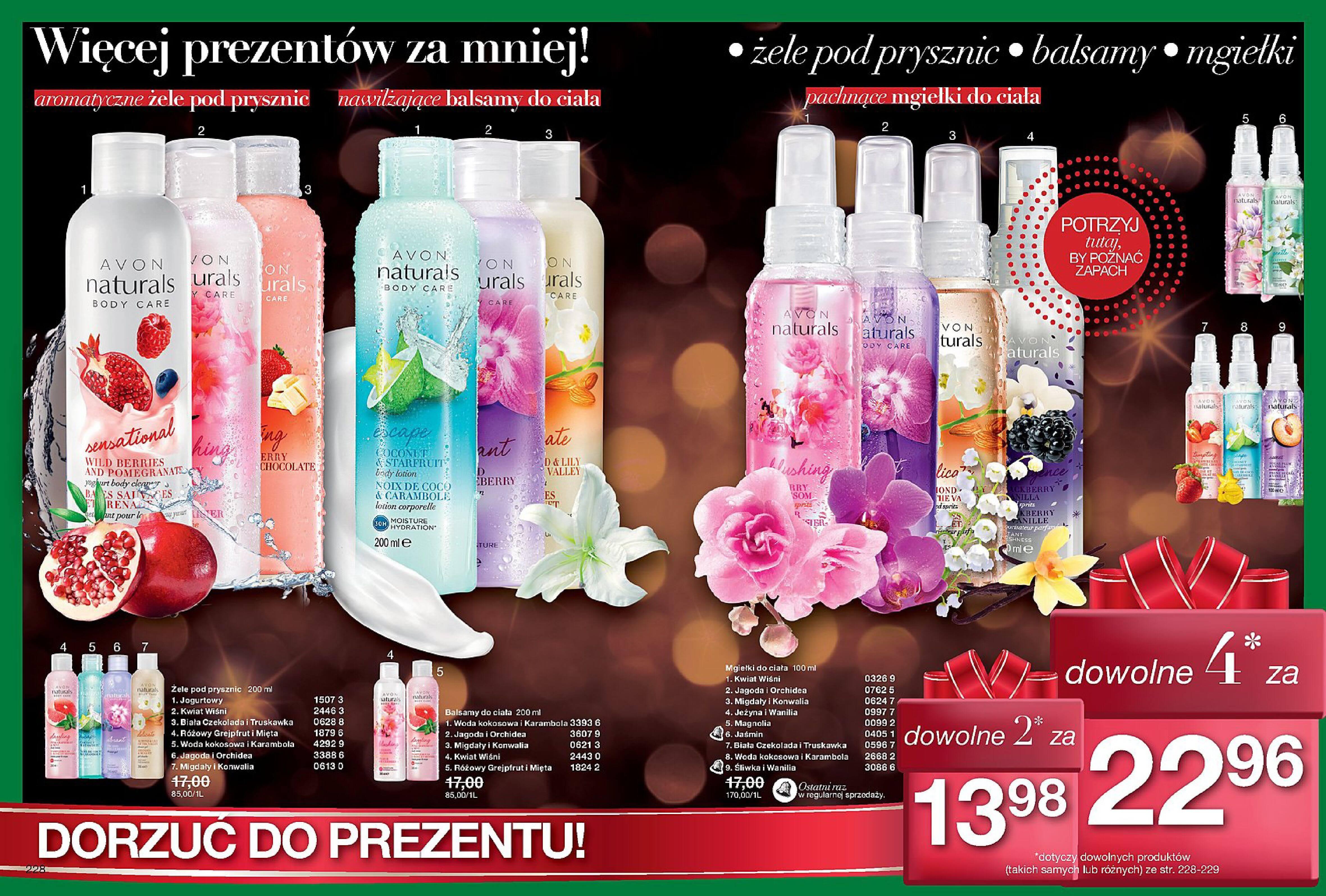 Gazetka Avon - Katalog 17/2017 Gwiazdka-29.11.2017-27.12.2017-page-115