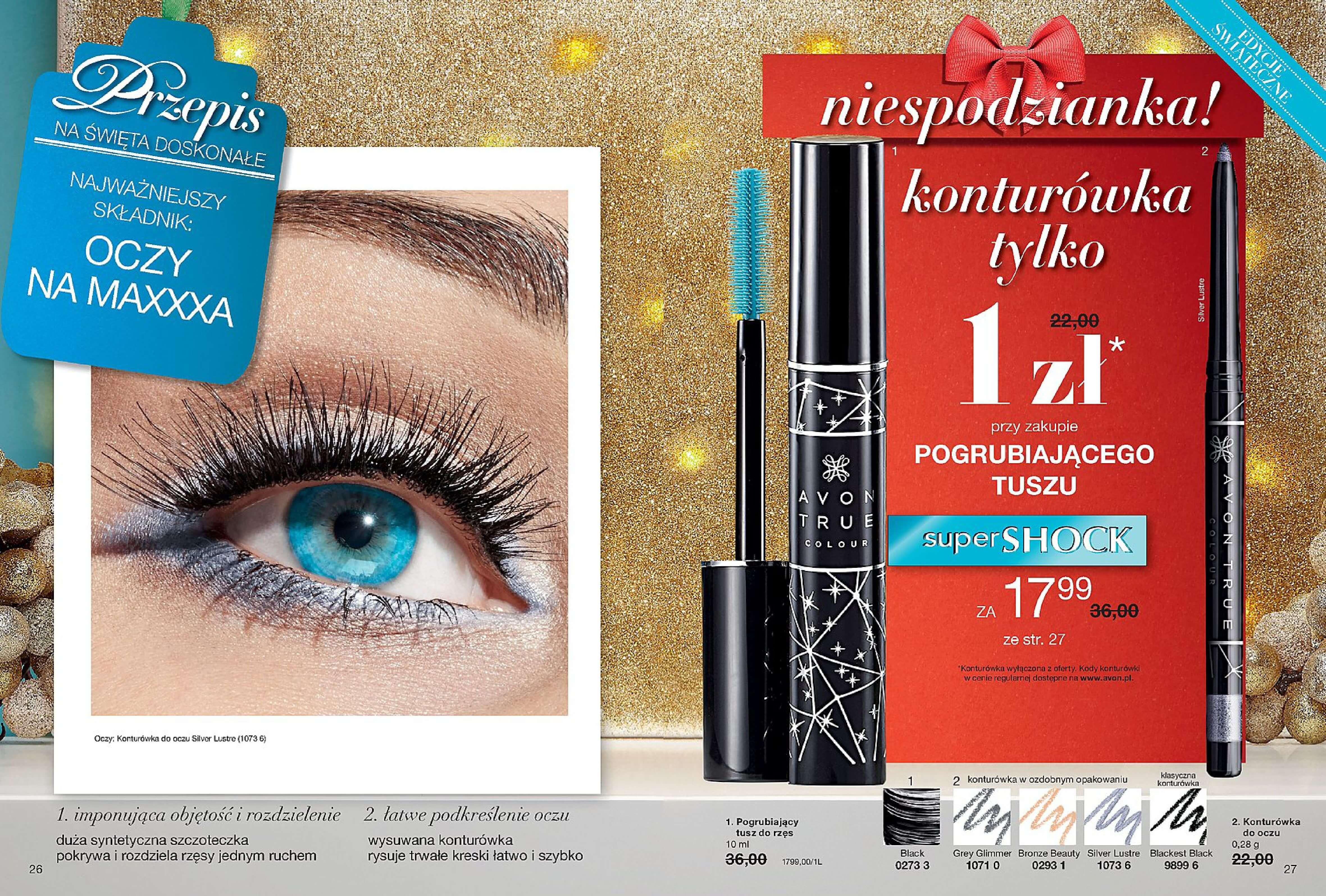 Gazetka Avon - Katalog 17/2017 Gwiazdka-29.11.2017-27.12.2017-page-14