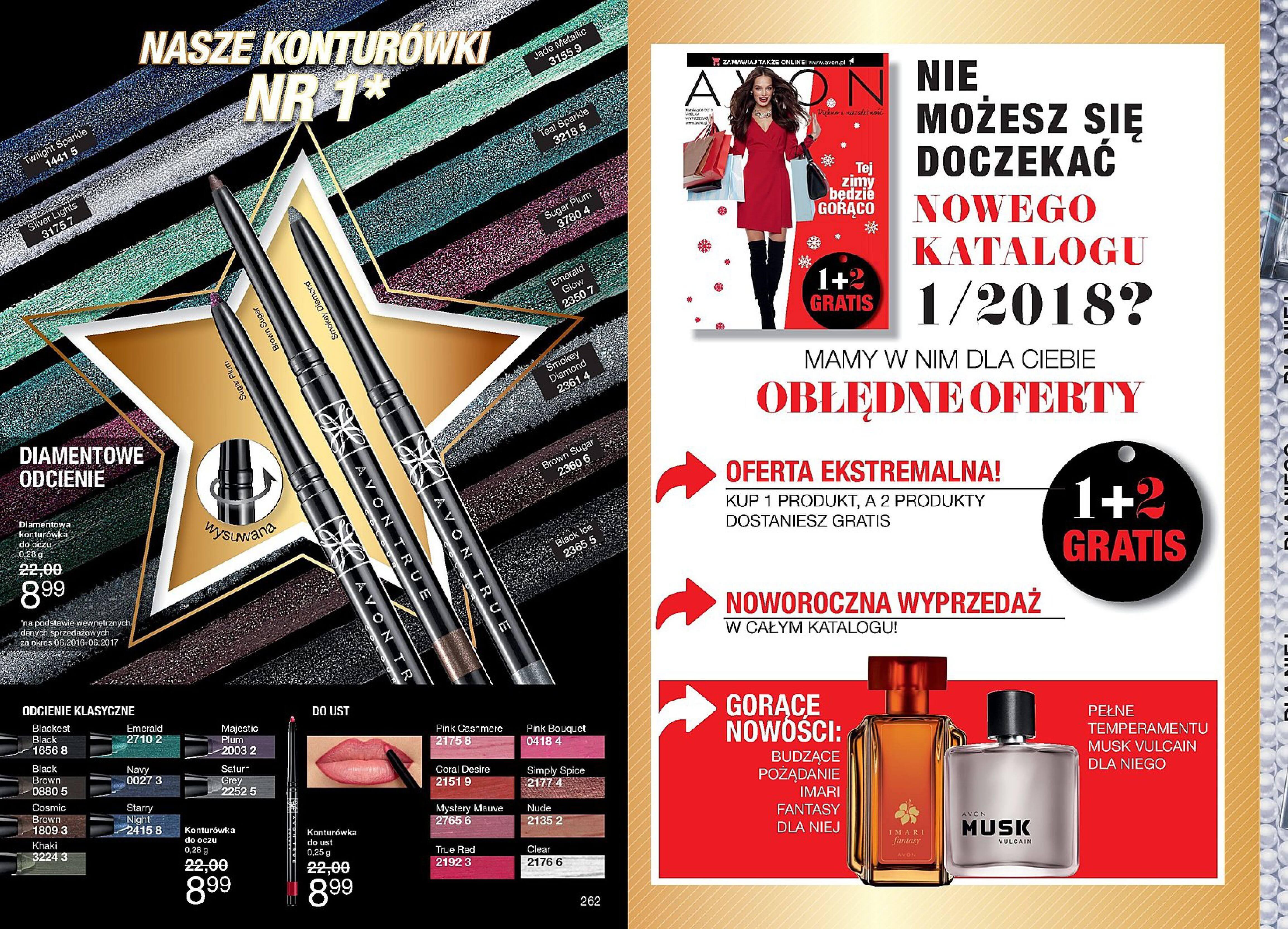 Gazetka Avon - Katalog 17/2017 Gwiazdka-29.11.2017-27.12.2017-page-132