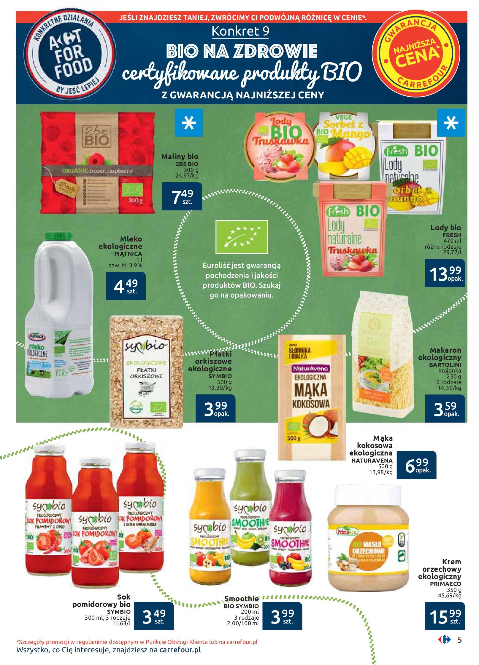 Gazetka Carrefour - Oferta handlowa-05.08.2019-17.08.2019-page-5