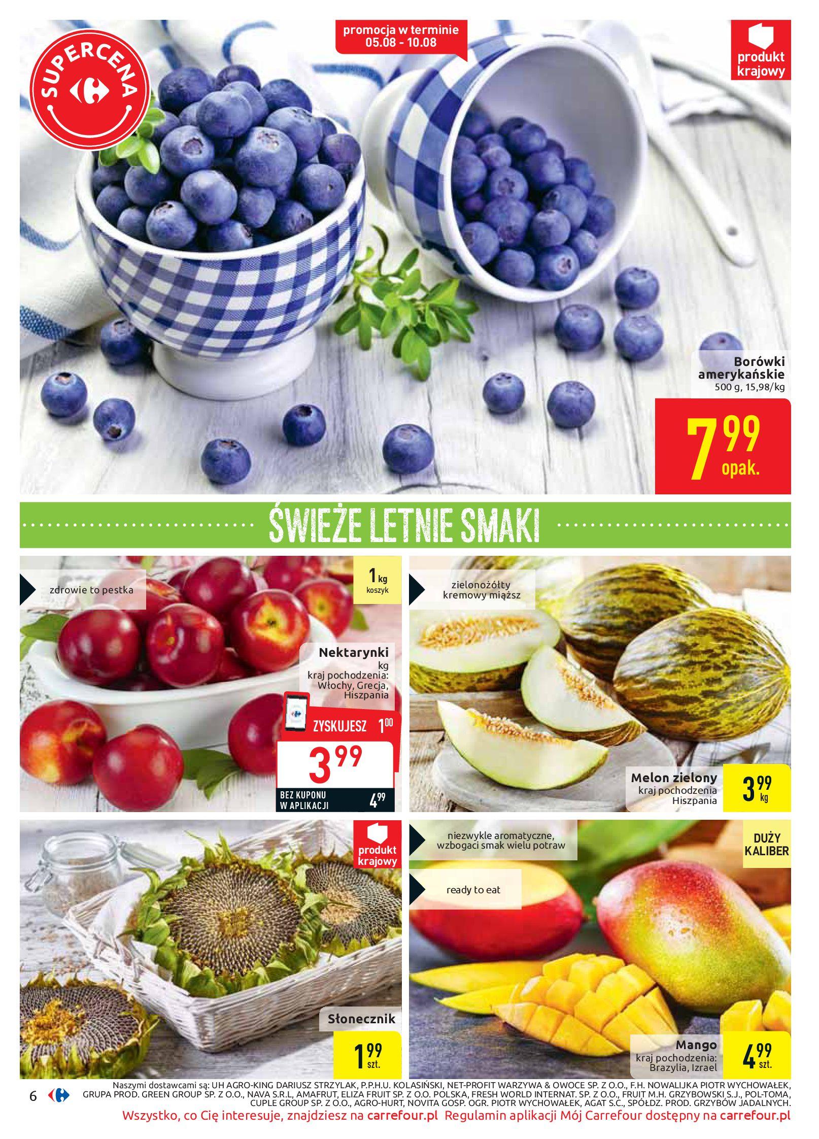 Gazetka Carrefour - Oferta handlowa-05.08.2019-17.08.2019-page-6