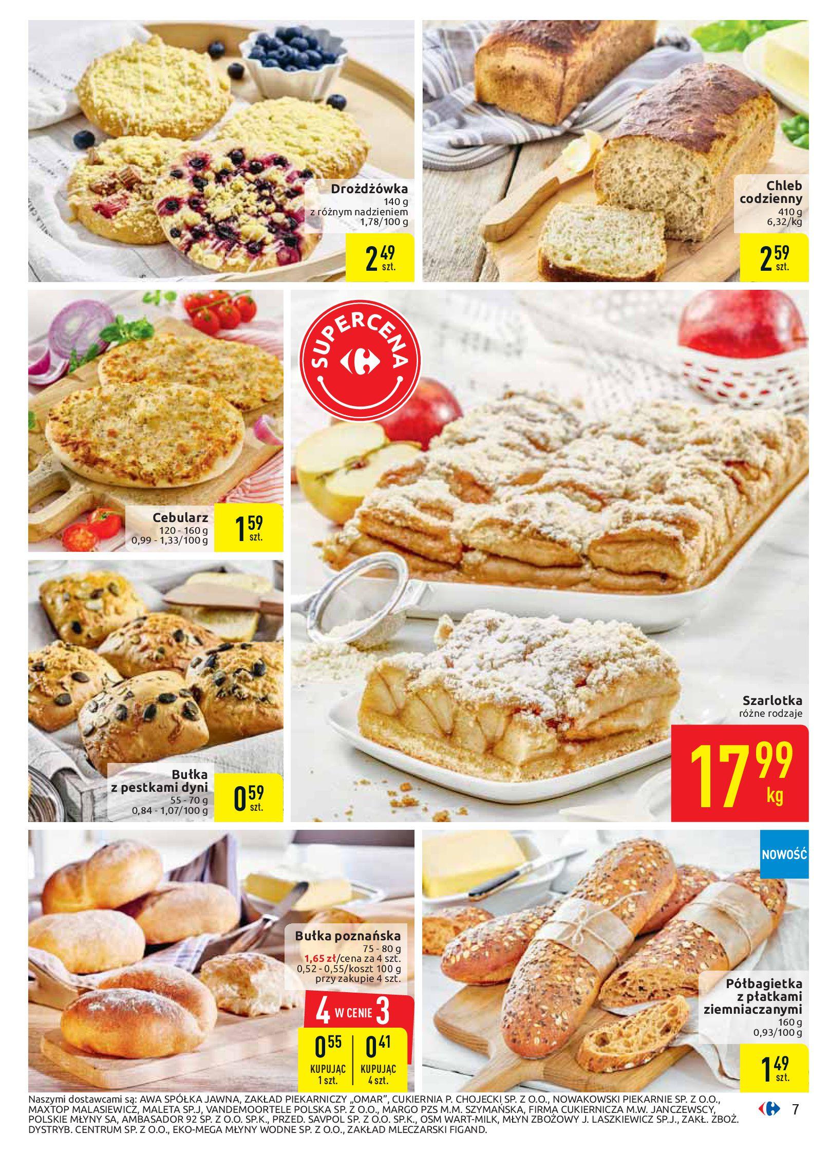 Gazetka Carrefour - Oferta handlowa-05.08.2019-17.08.2019-page-7