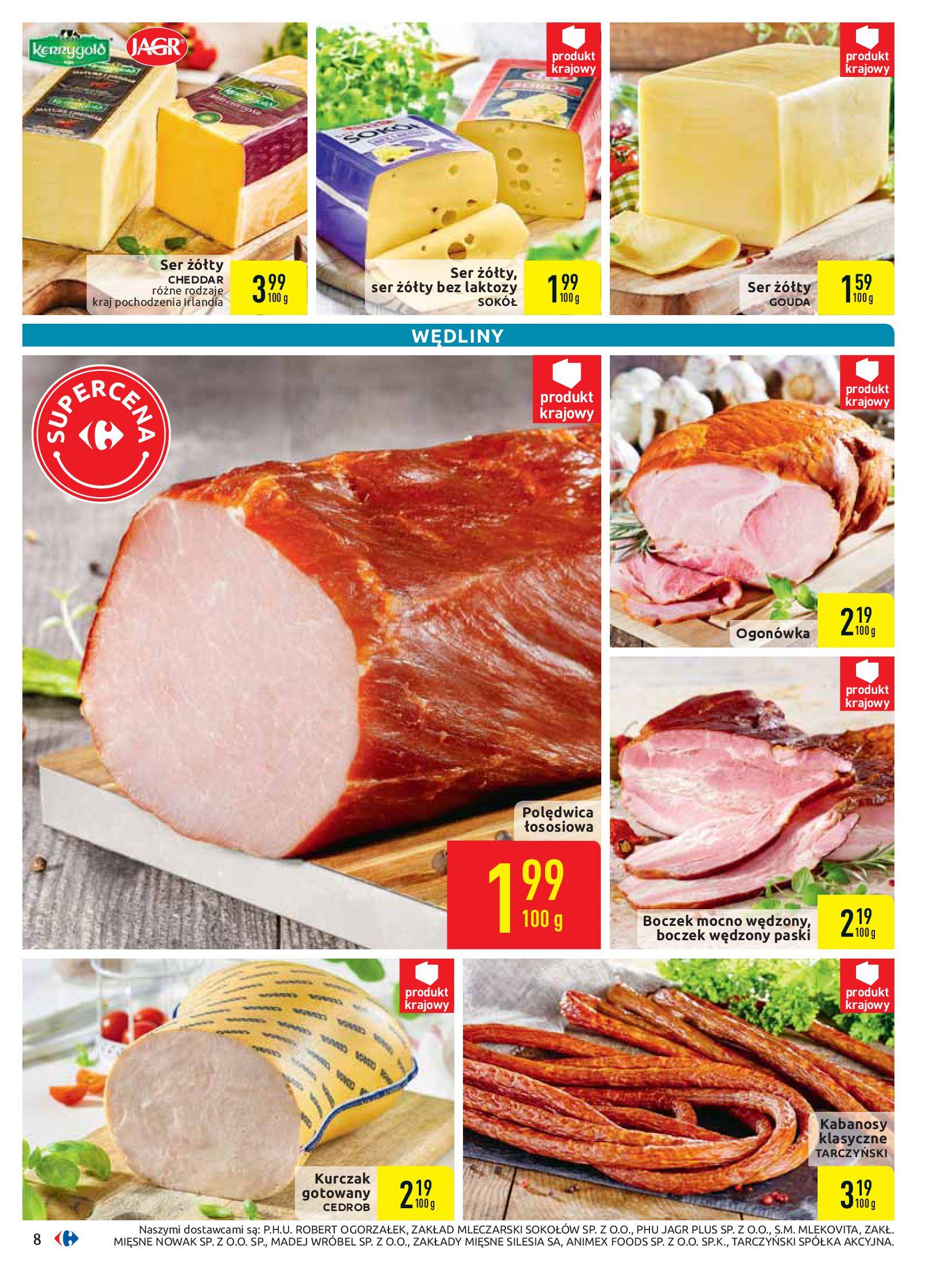 Gazetka Carrefour - Oferta handlowa-05.08.2019-17.08.2019-page-8