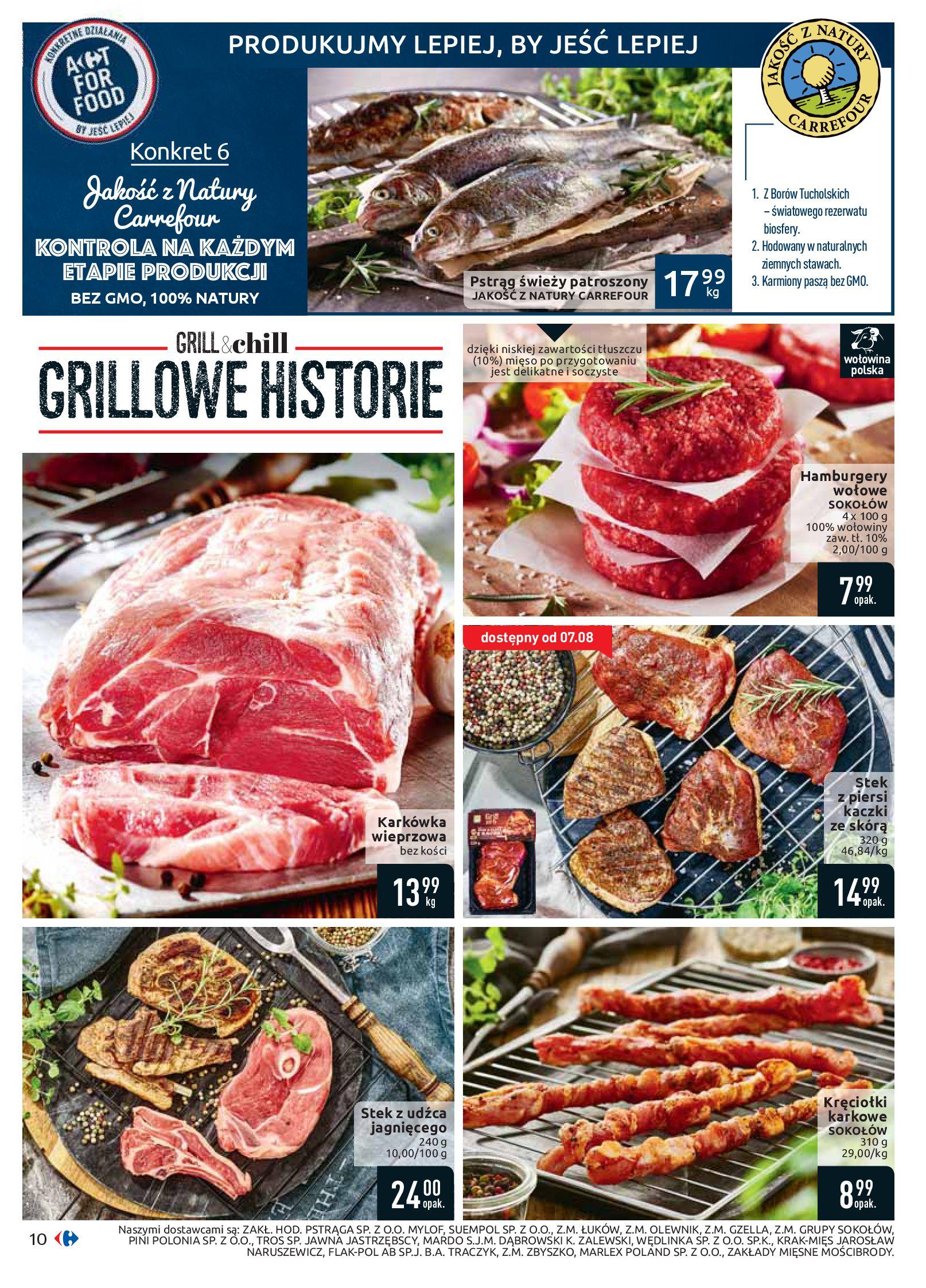 Gazetka Carrefour - Oferta handlowa-05.08.2019-17.08.2019-page-10