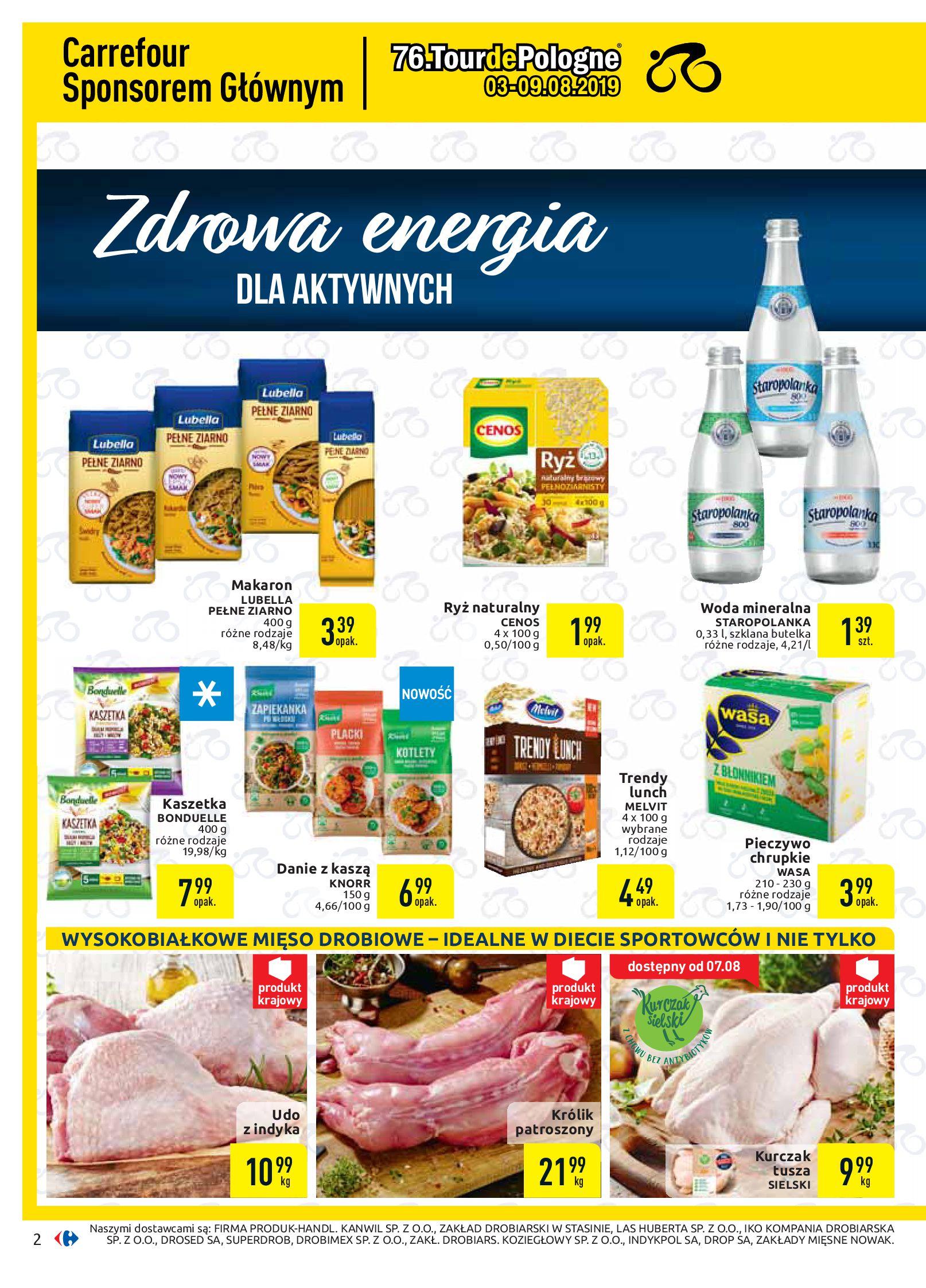 Gazetka Carrefour - Oferta handlowa-05.08.2019-17.08.2019-page-2