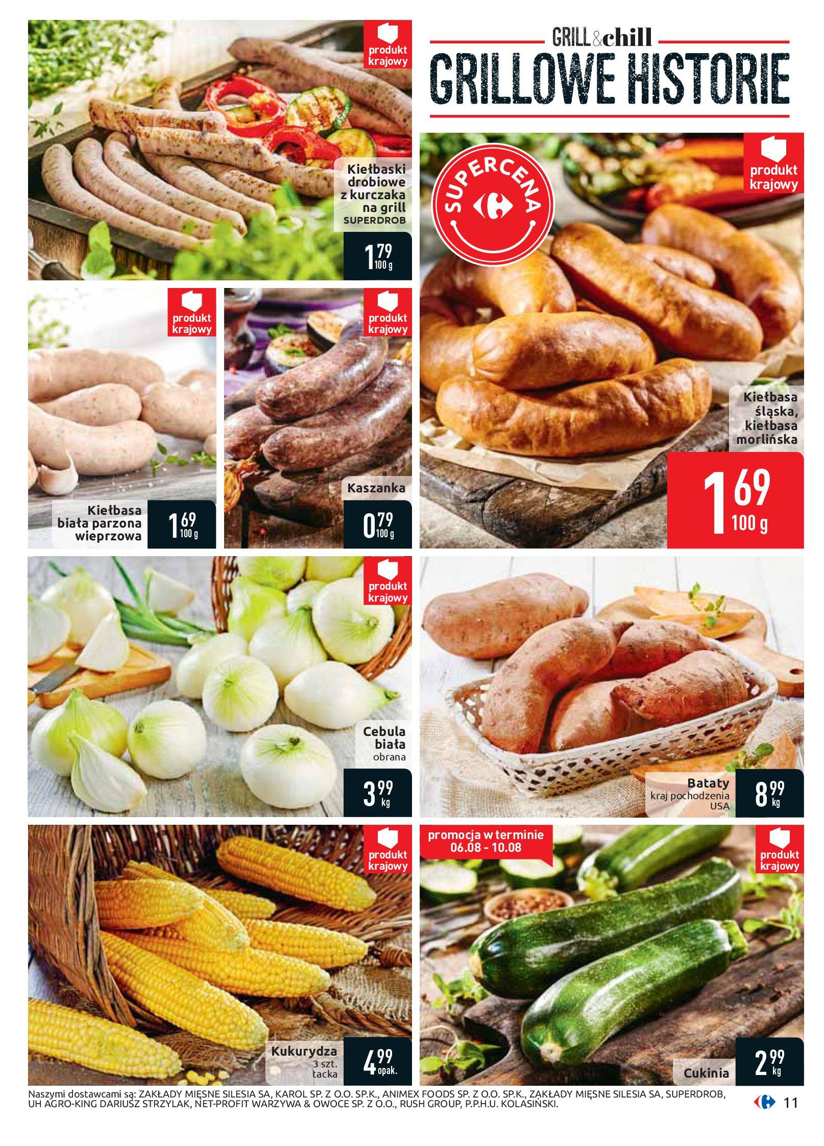 Gazetka Carrefour - Oferta handlowa-05.08.2019-17.08.2019-page-11