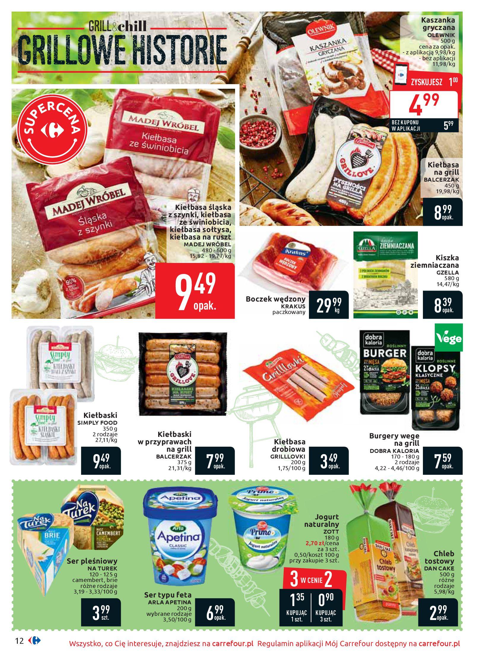 Gazetka Carrefour - Oferta handlowa-05.08.2019-17.08.2019-page-12
