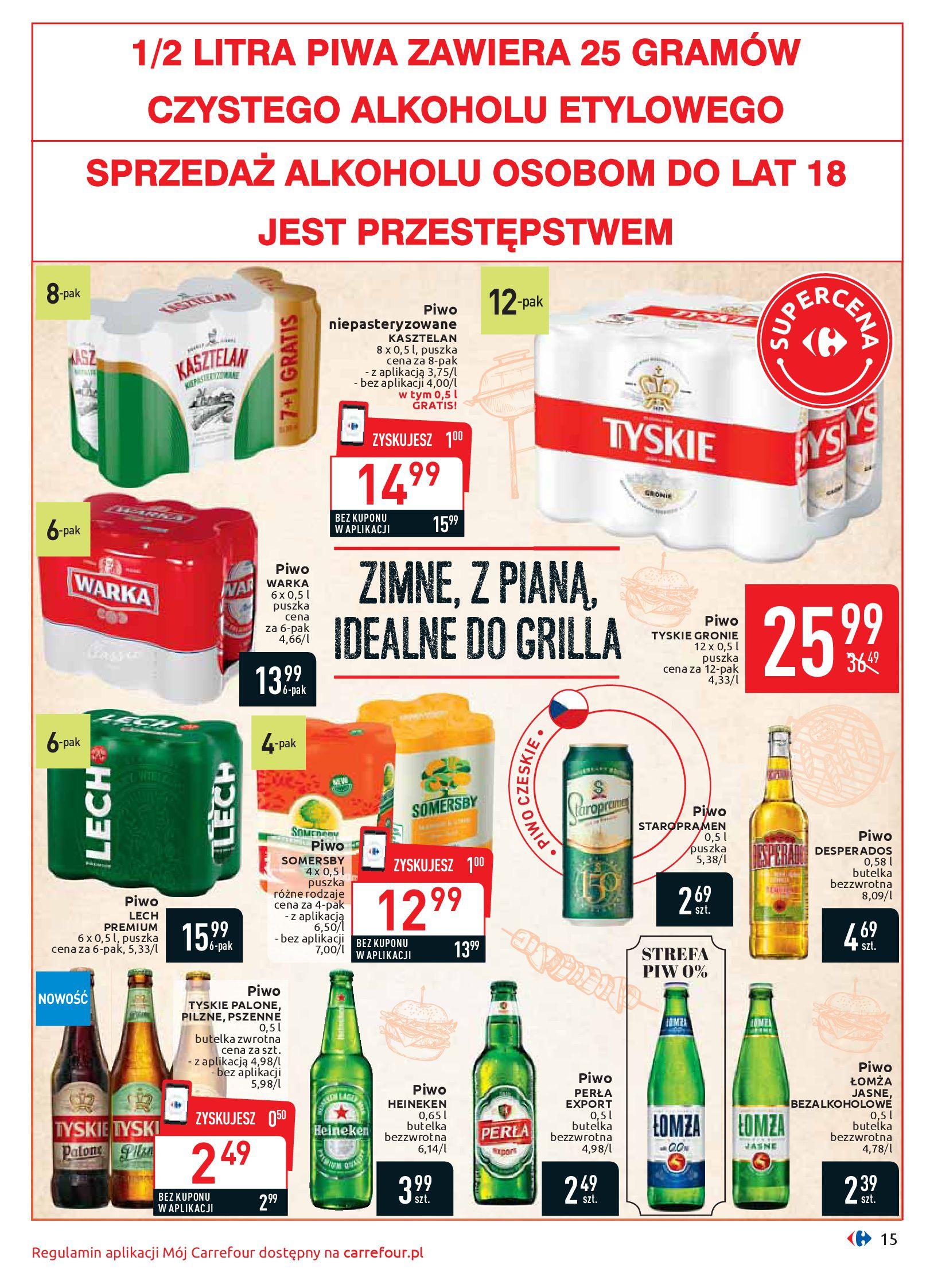 Gazetka Carrefour - Oferta handlowa-05.08.2019-17.08.2019-page-15