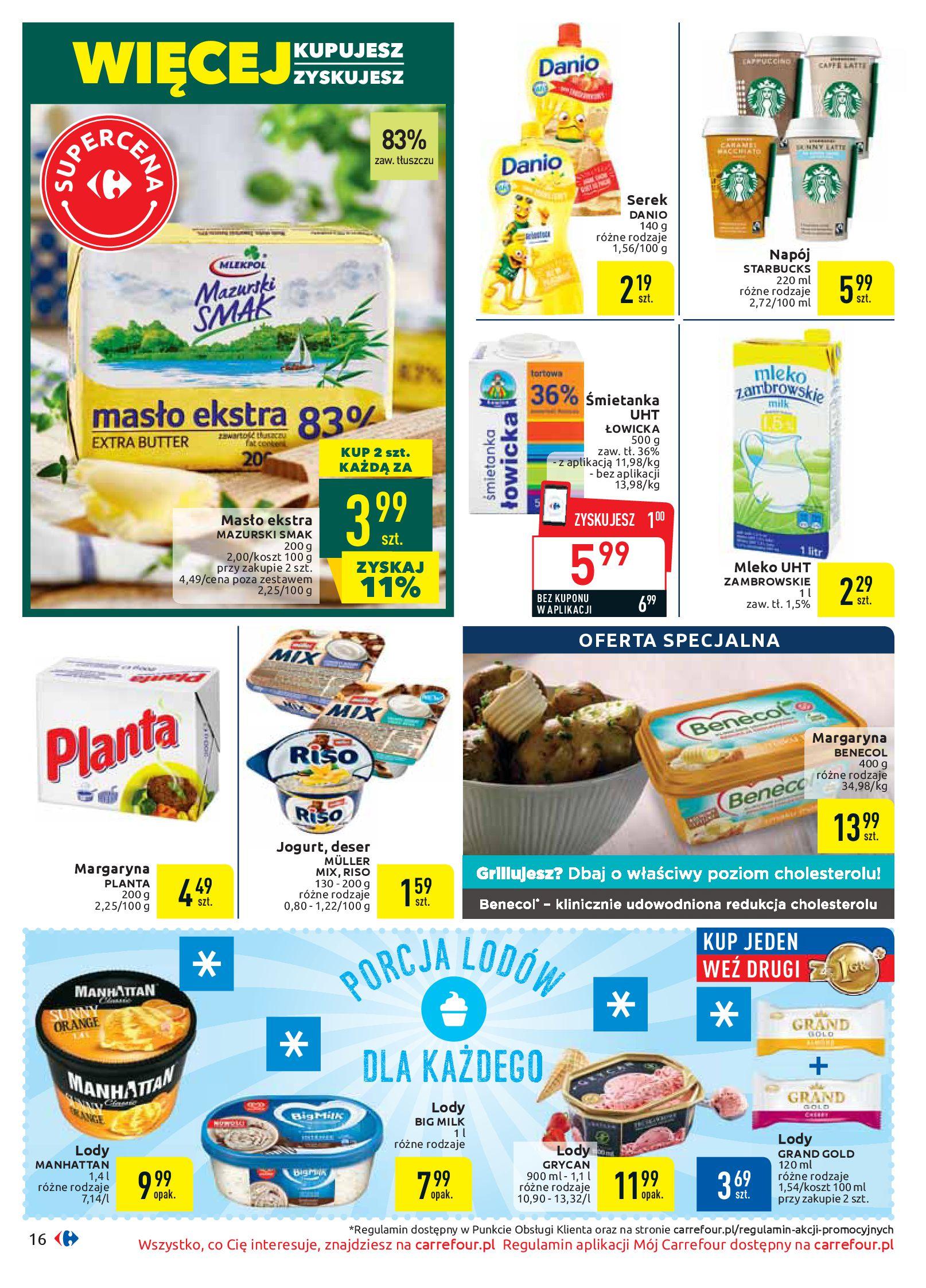 Gazetka Carrefour - Oferta handlowa-05.08.2019-17.08.2019-page-16