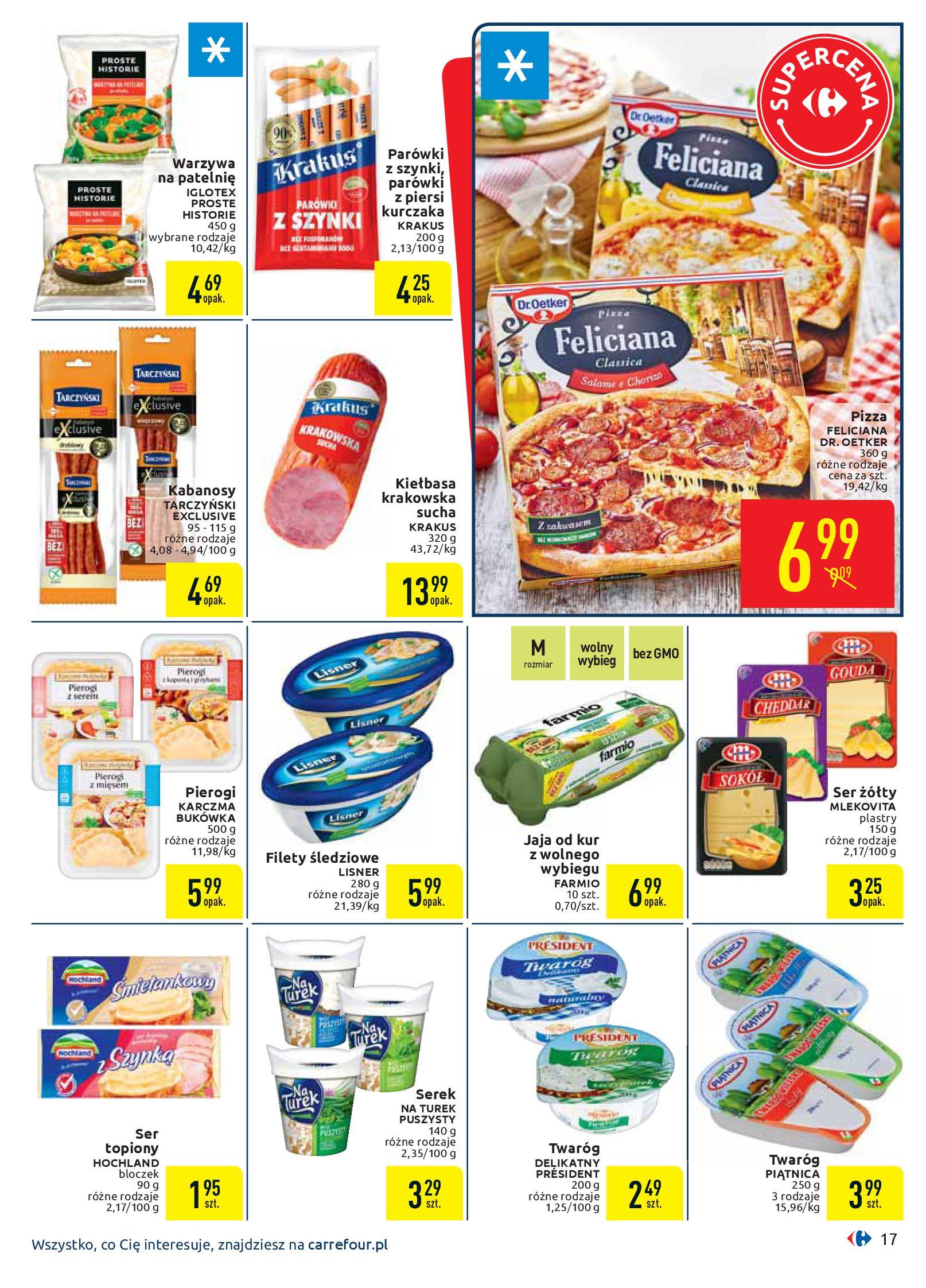 Gazetka Carrefour - Oferta handlowa-05.08.2019-17.08.2019-page-17