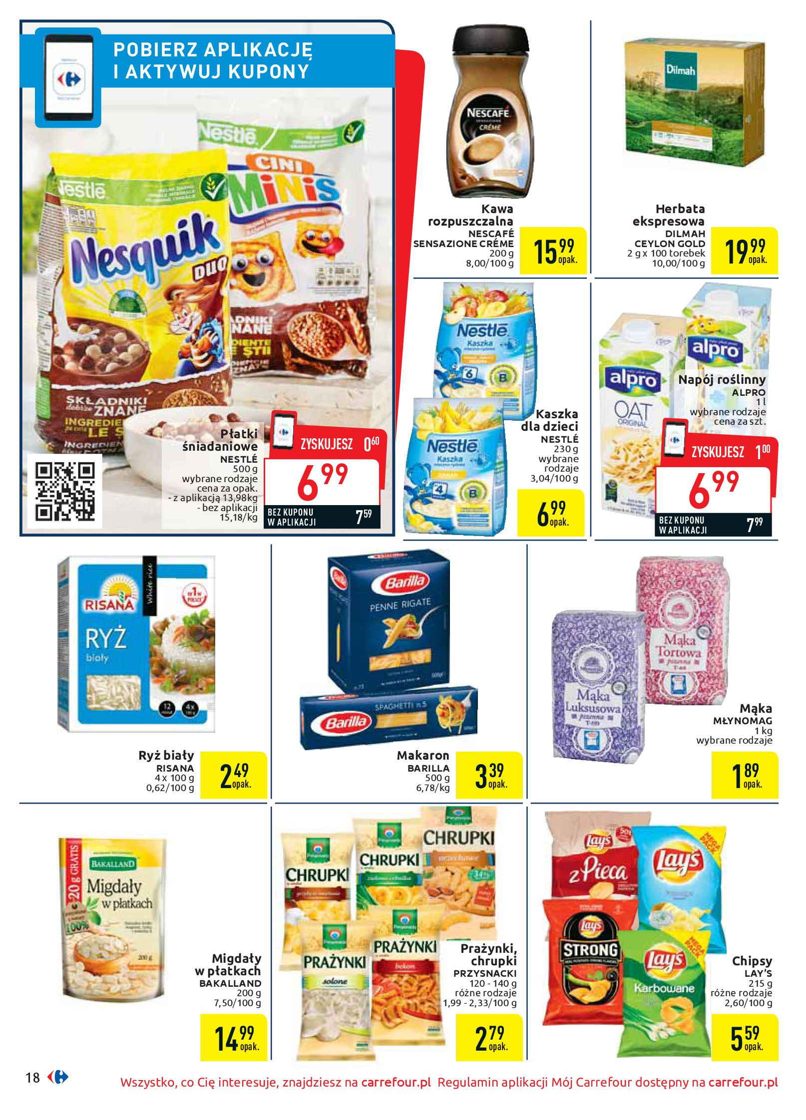 Gazetka Carrefour - Oferta handlowa-05.08.2019-17.08.2019-page-18