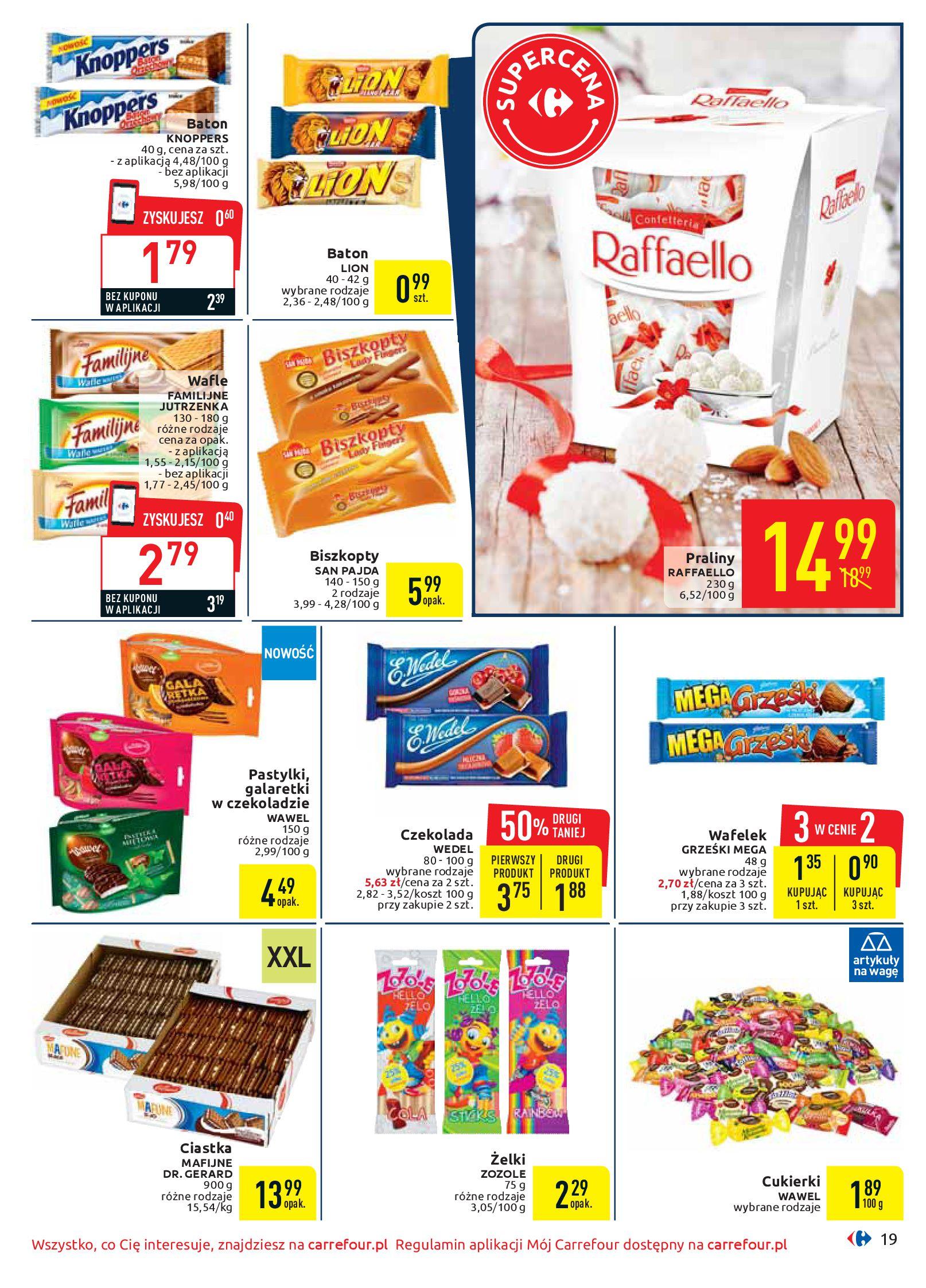 Gazetka Carrefour - Oferta handlowa-05.08.2019-17.08.2019-page-19