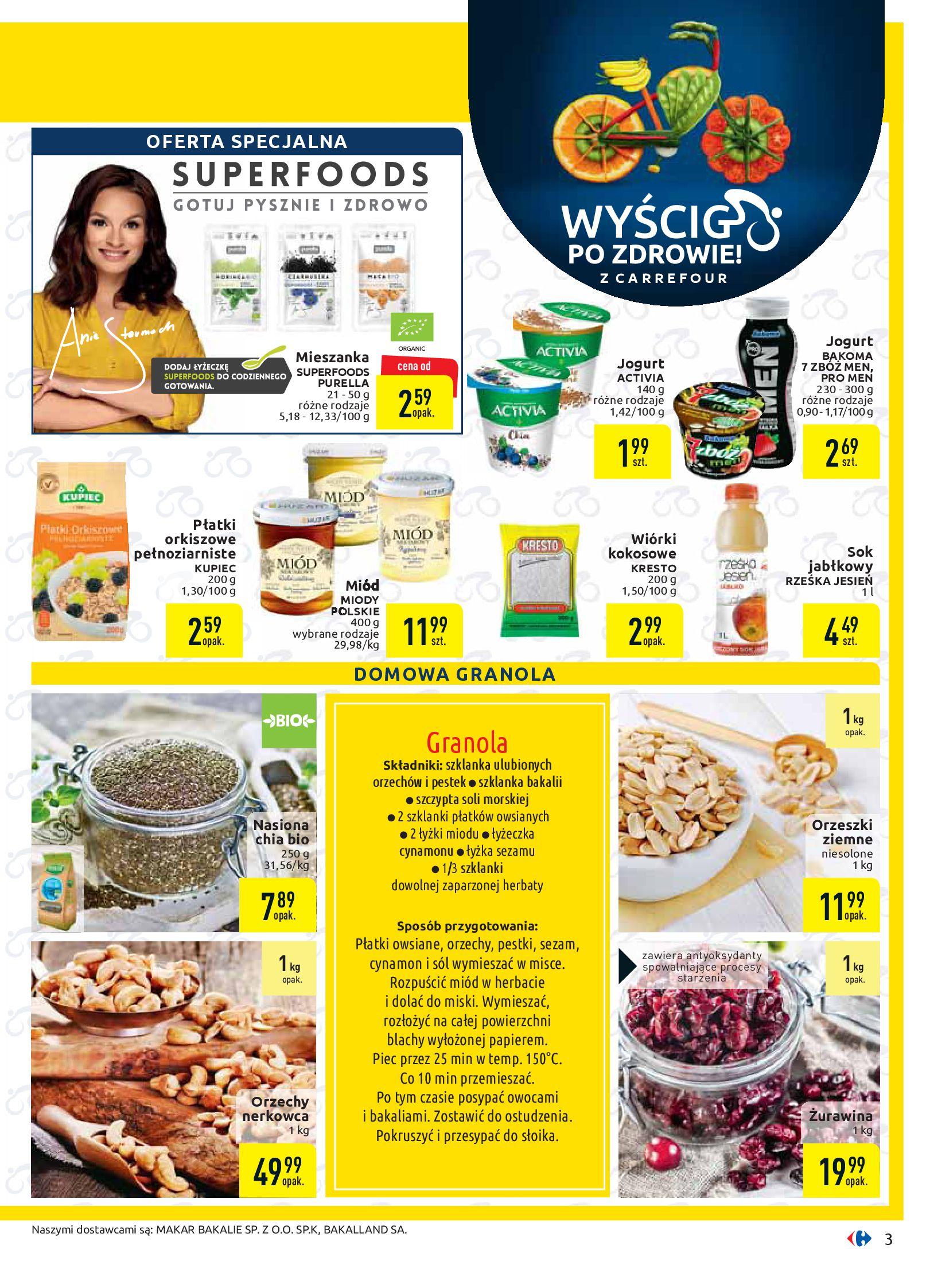 Gazetka Carrefour - Oferta handlowa-05.08.2019-17.08.2019-page-3