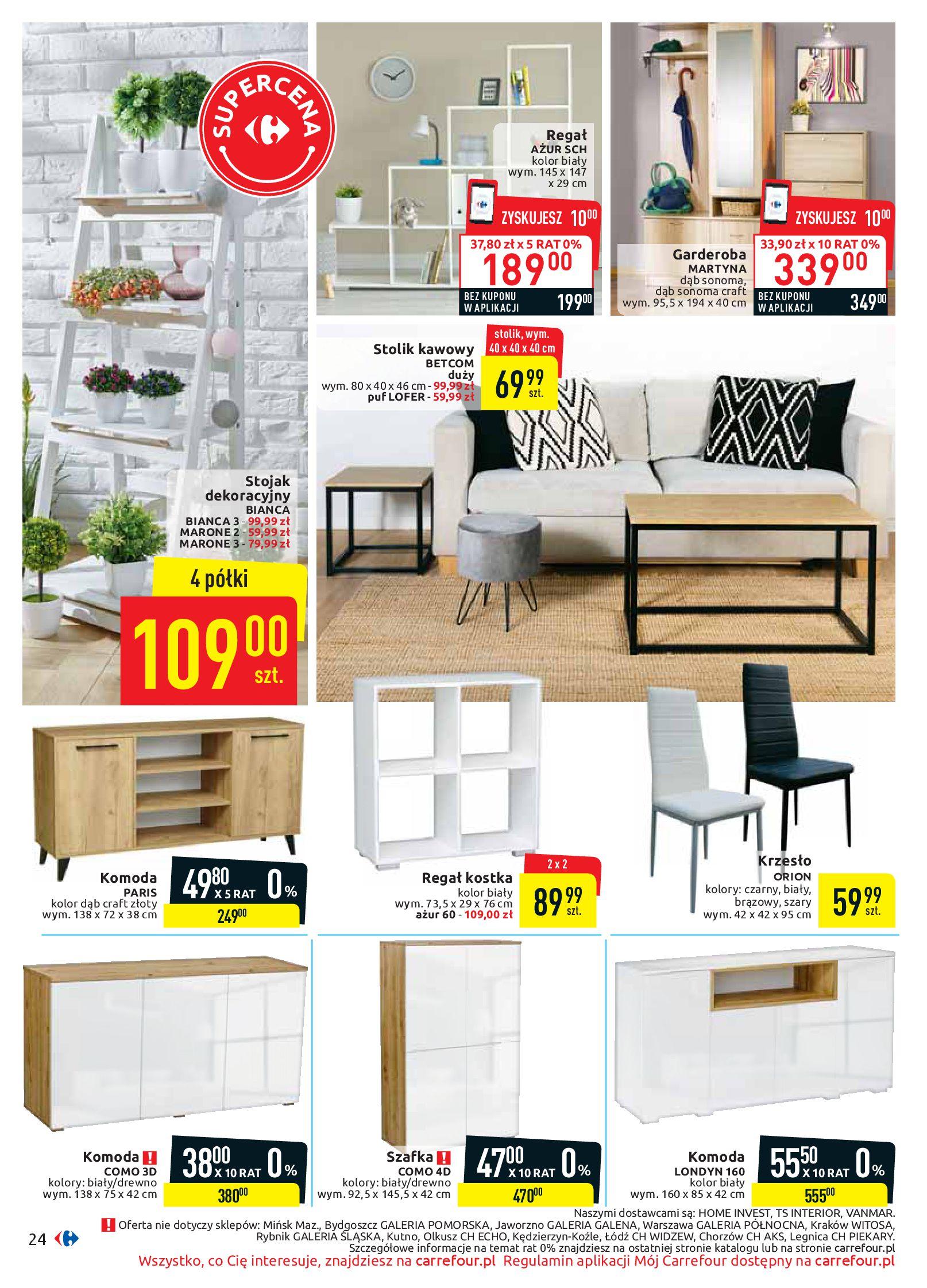 Gazetka Carrefour - Oferta handlowa-05.08.2019-17.08.2019-page-24