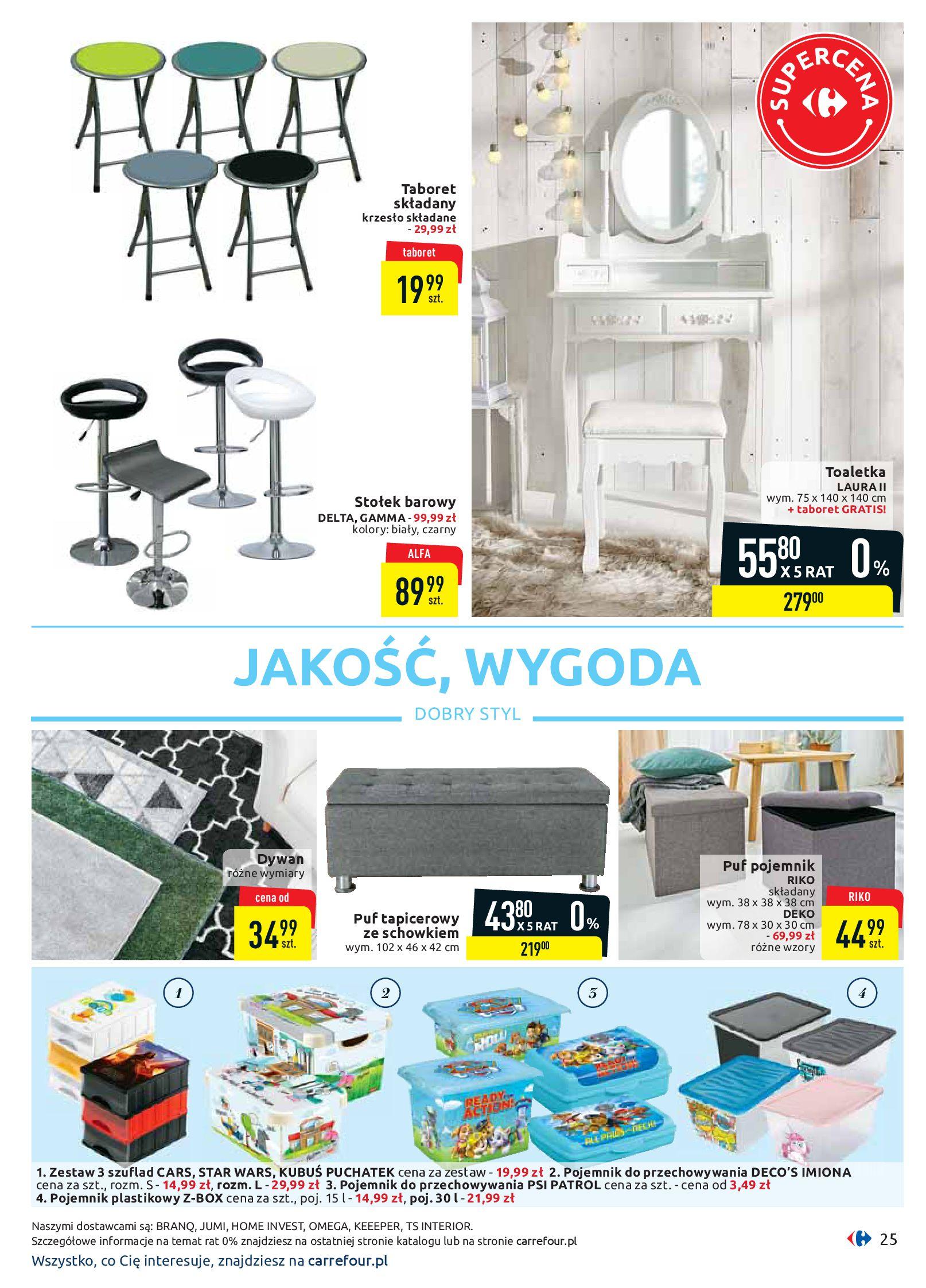 Gazetka Carrefour - Oferta handlowa-05.08.2019-17.08.2019-page-25