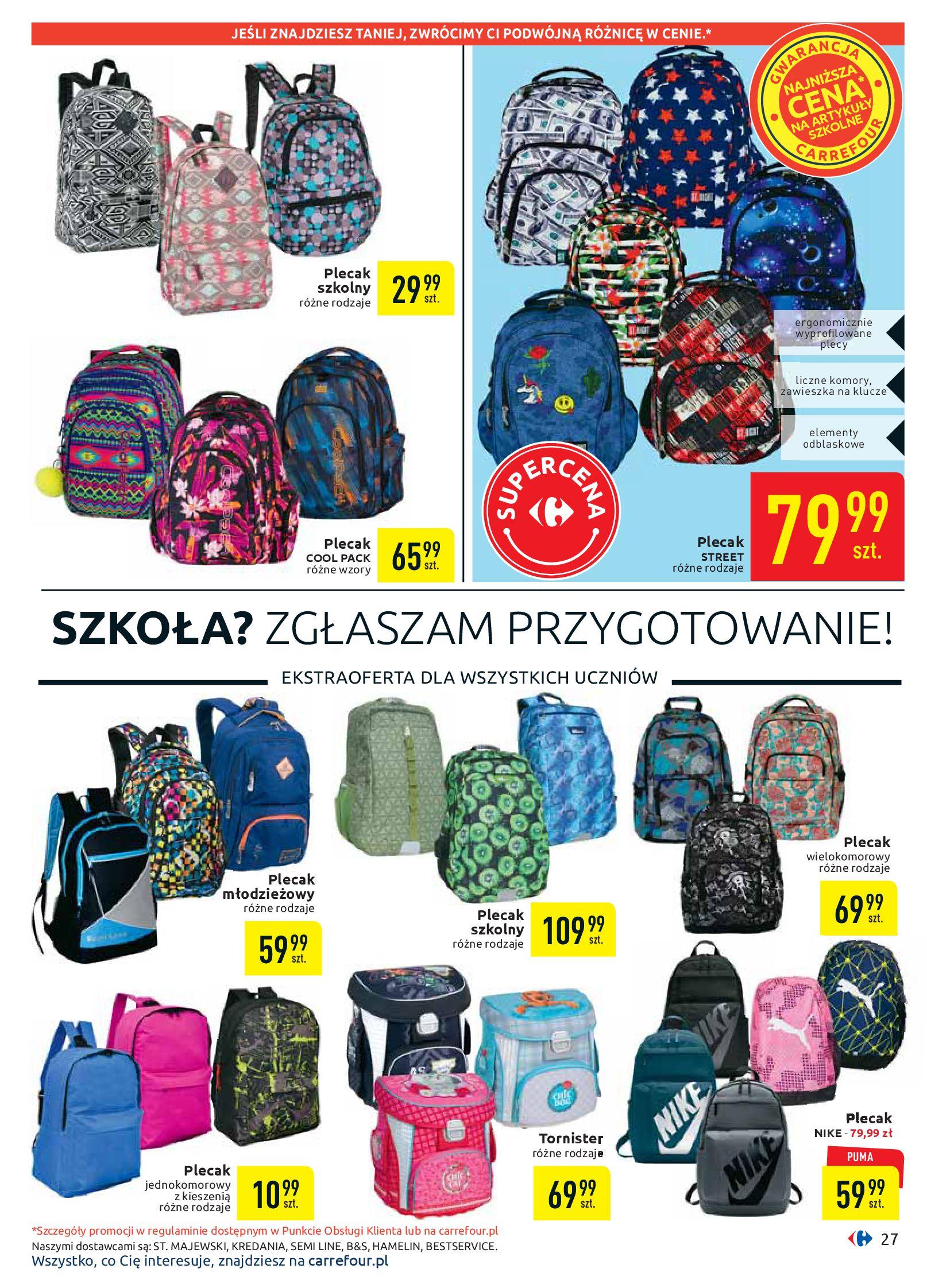 Gazetka Carrefour - Oferta handlowa-05.08.2019-17.08.2019-page-27
