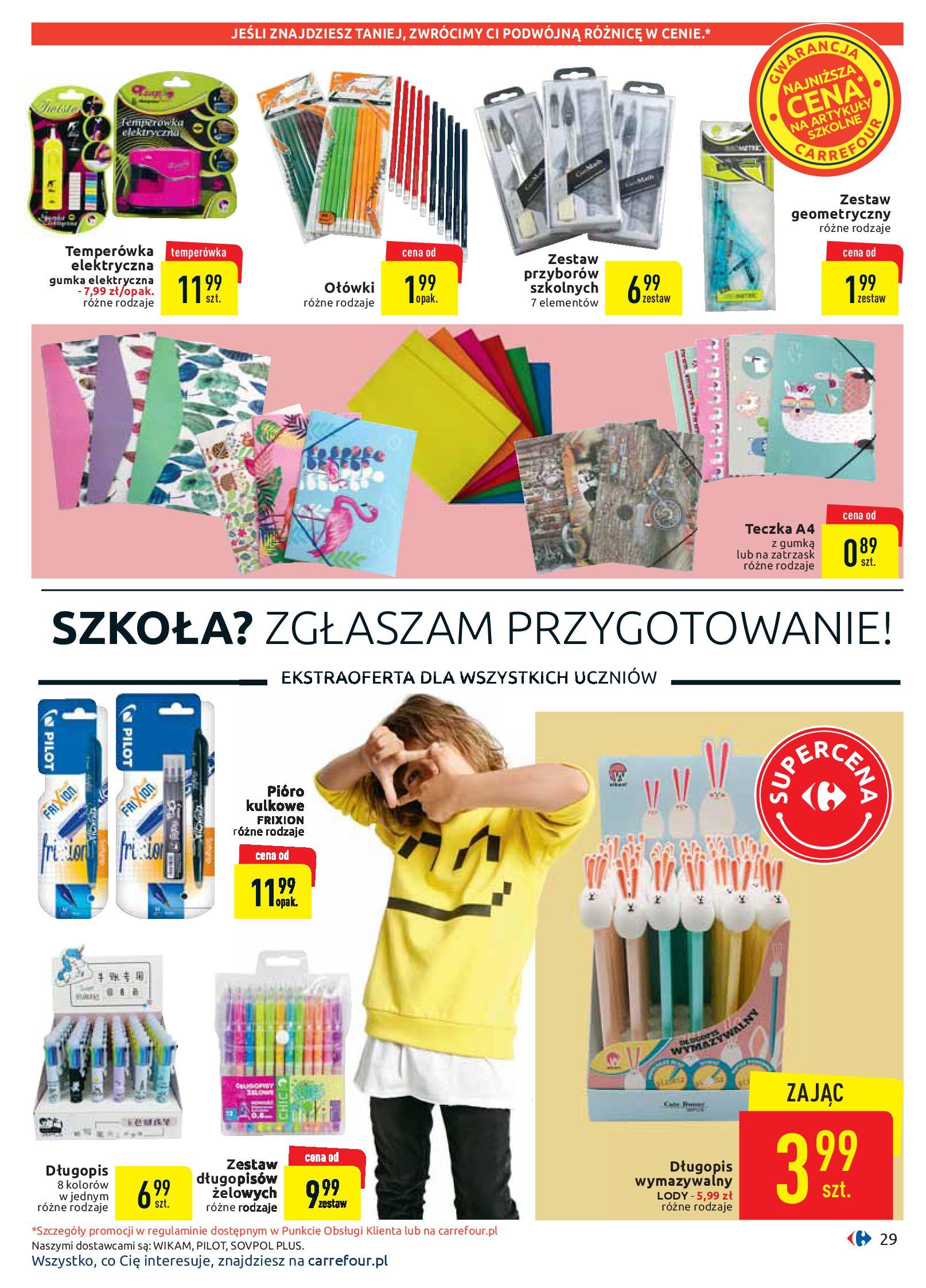 Gazetka Carrefour - Oferta handlowa-05.08.2019-17.08.2019-page-29