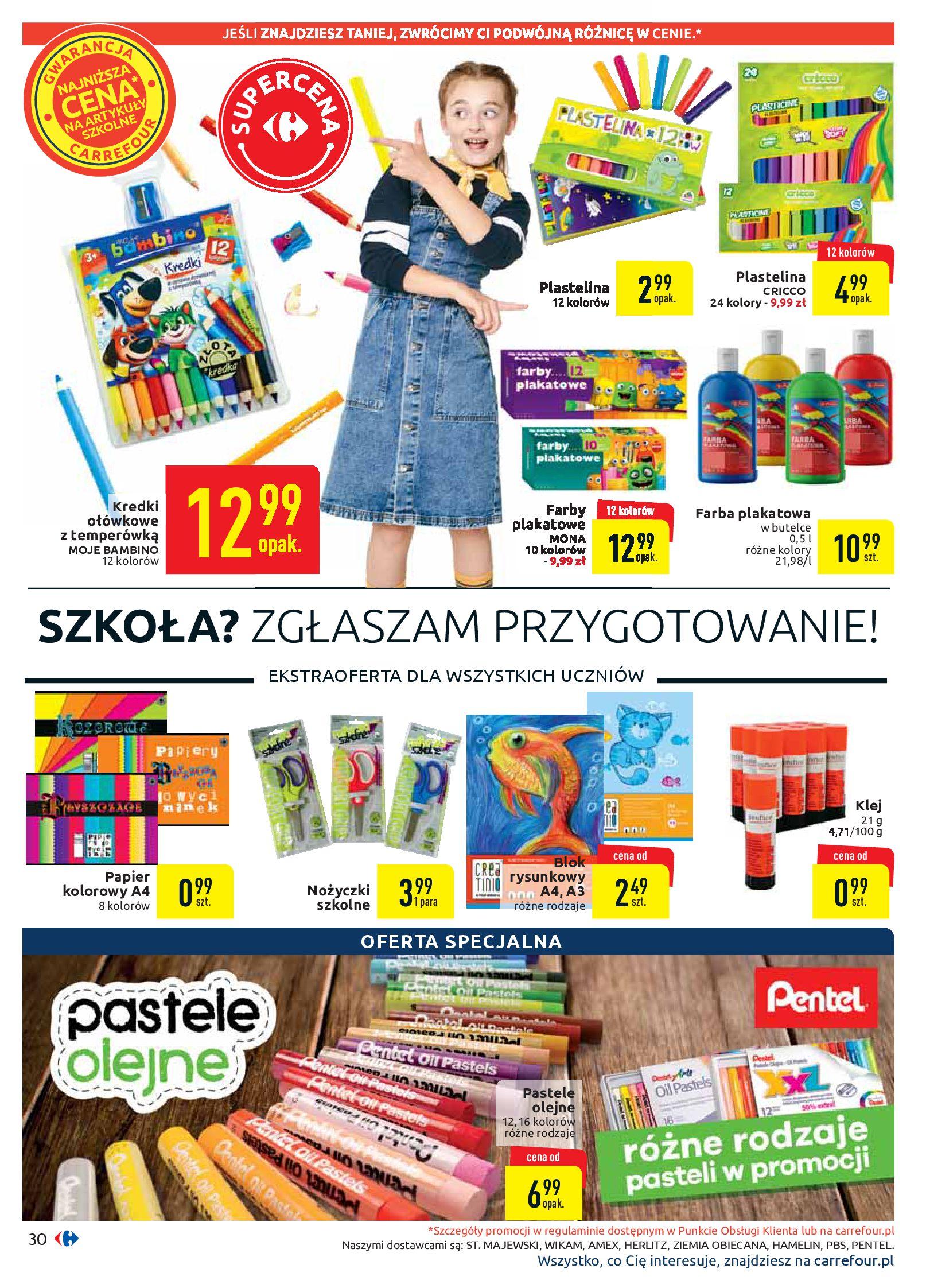 Gazetka Carrefour - Oferta handlowa-05.08.2019-17.08.2019-page-30