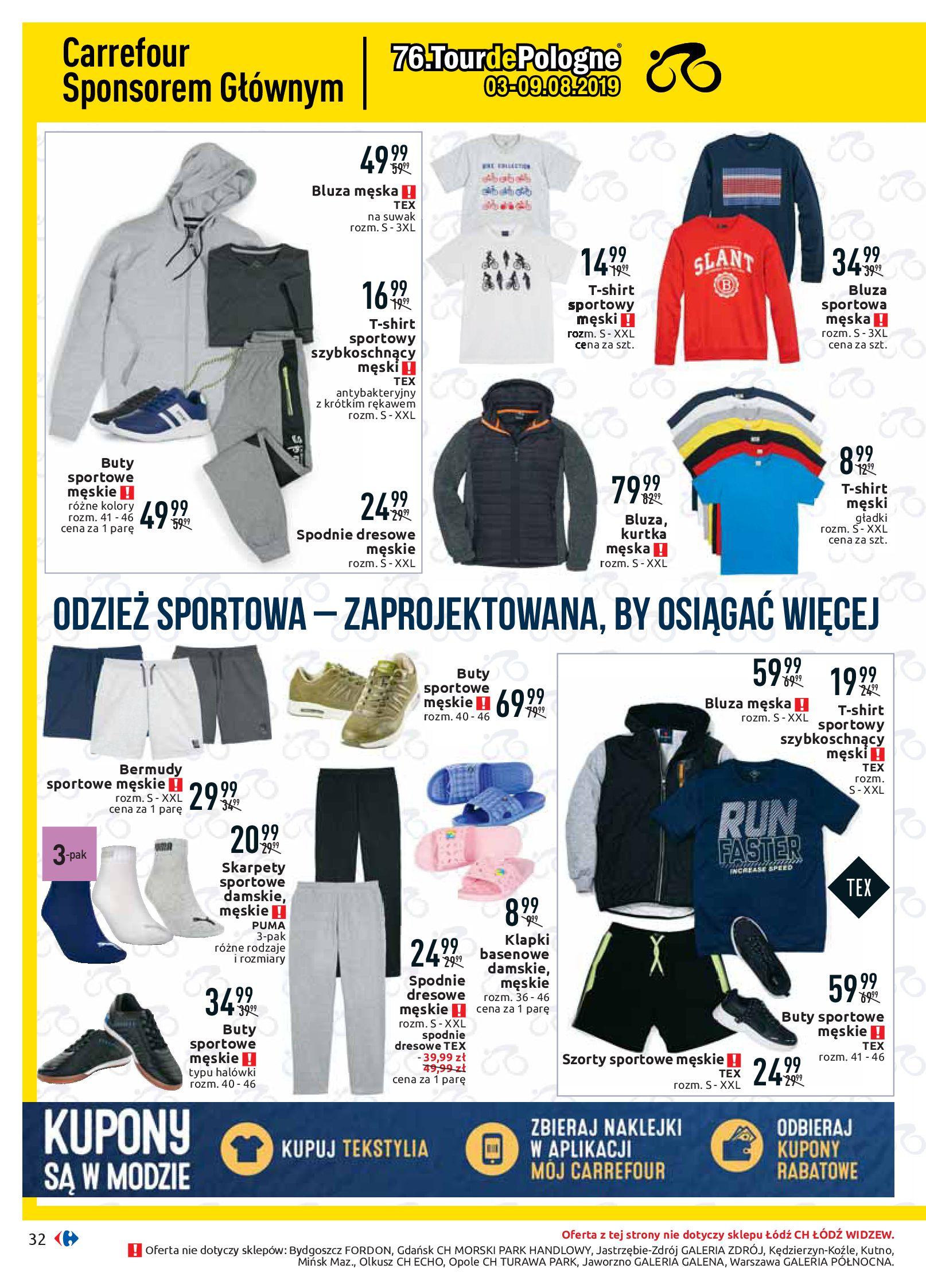 Gazetka Carrefour - Oferta handlowa-05.08.2019-17.08.2019-page-32