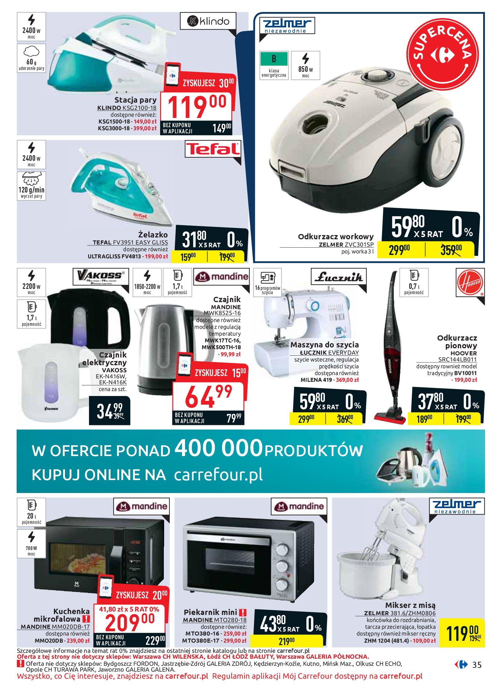 Gazetka Carrefour - Oferta handlowa-05.08.2019-17.08.2019-page-35