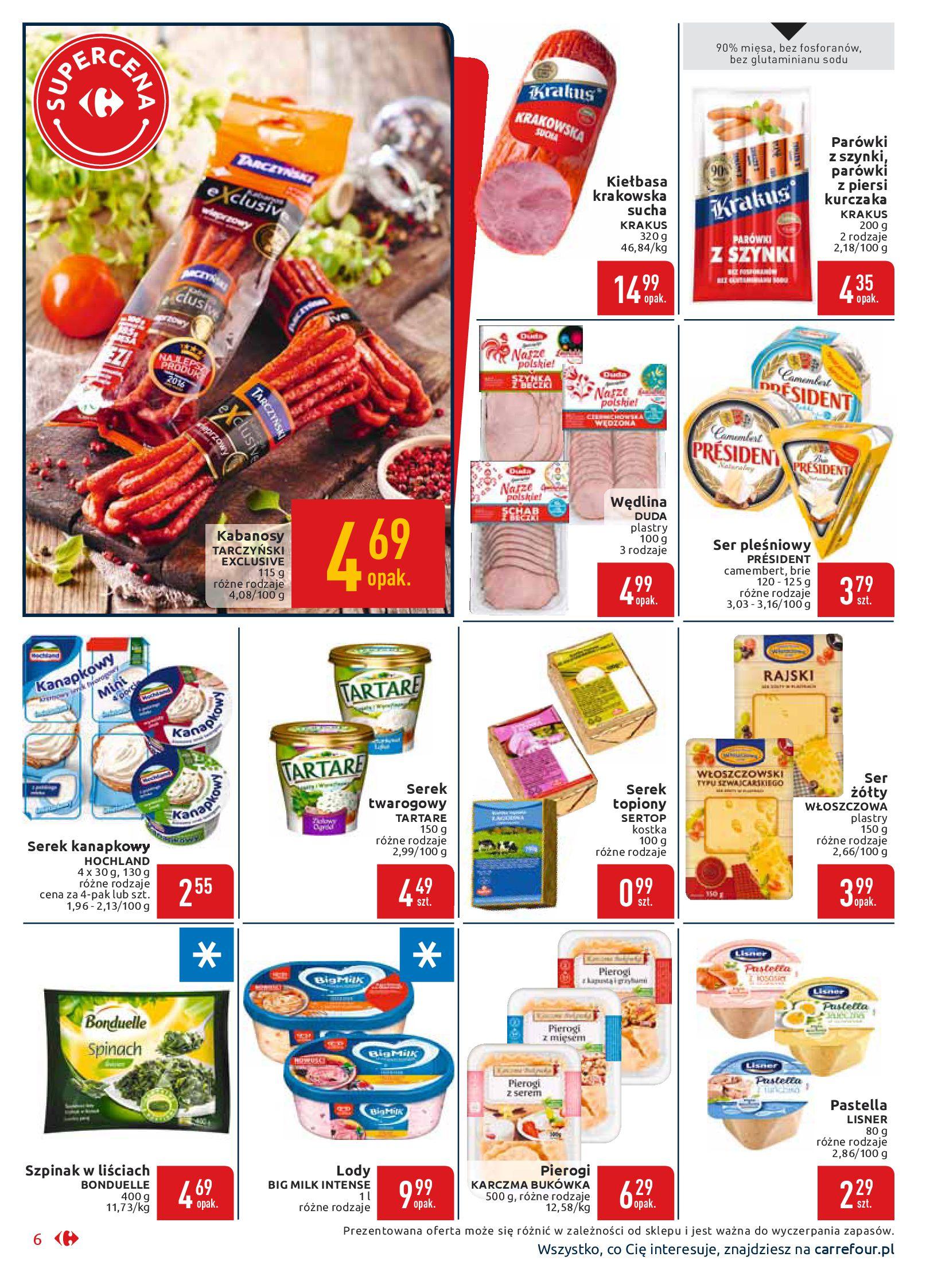 Gazetka Carrefour Market - Wszyscy zasługujemy na najlepsze-16.09.2019-29.09.2019-page-6