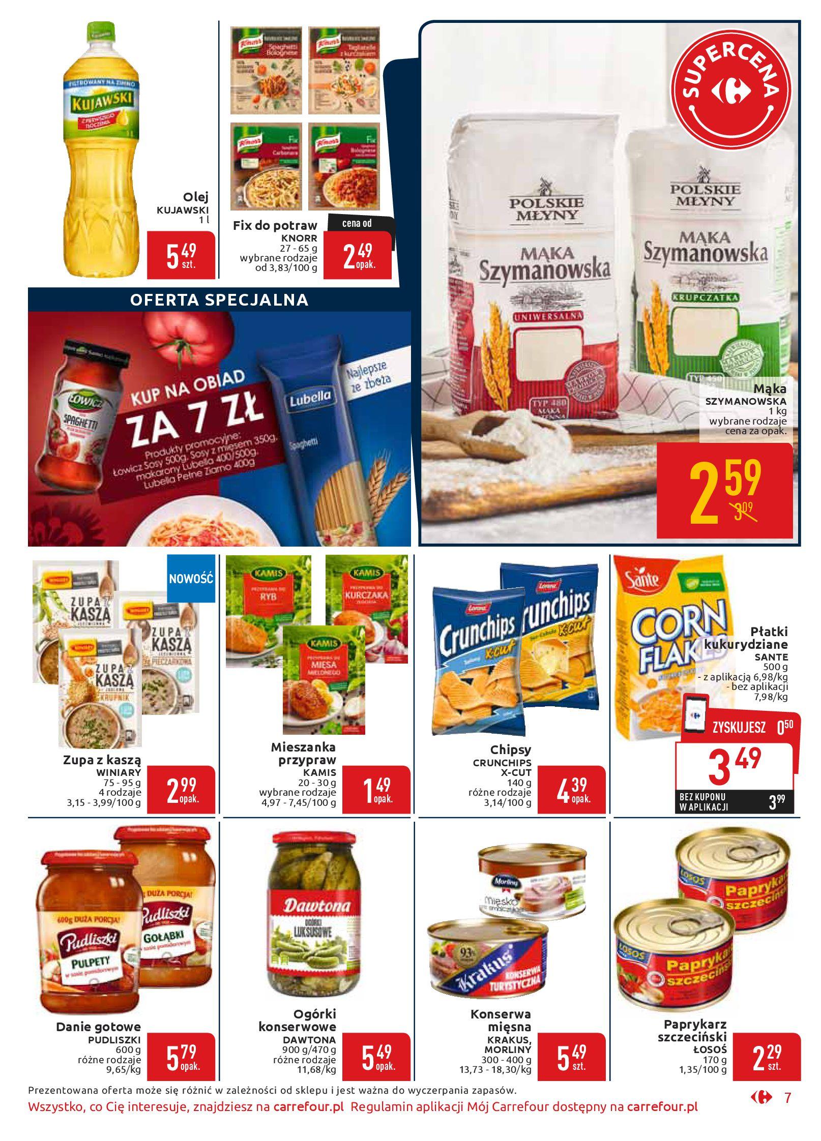 Gazetka Carrefour Market - Wszyscy zasługujemy na najlepsze-16.09.2019-29.09.2019-page-7