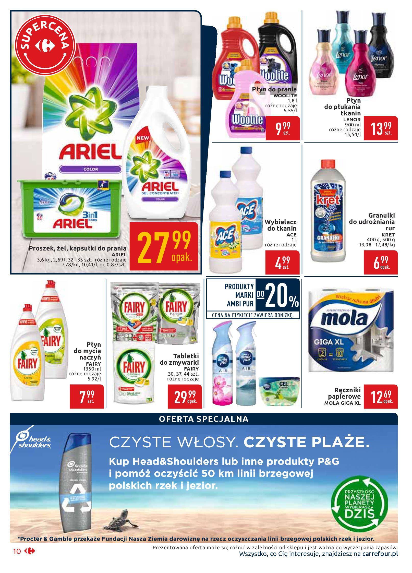 Gazetka Carrefour Market - Wszyscy zasługujemy na najlepsze-16.09.2019-29.09.2019-page-10