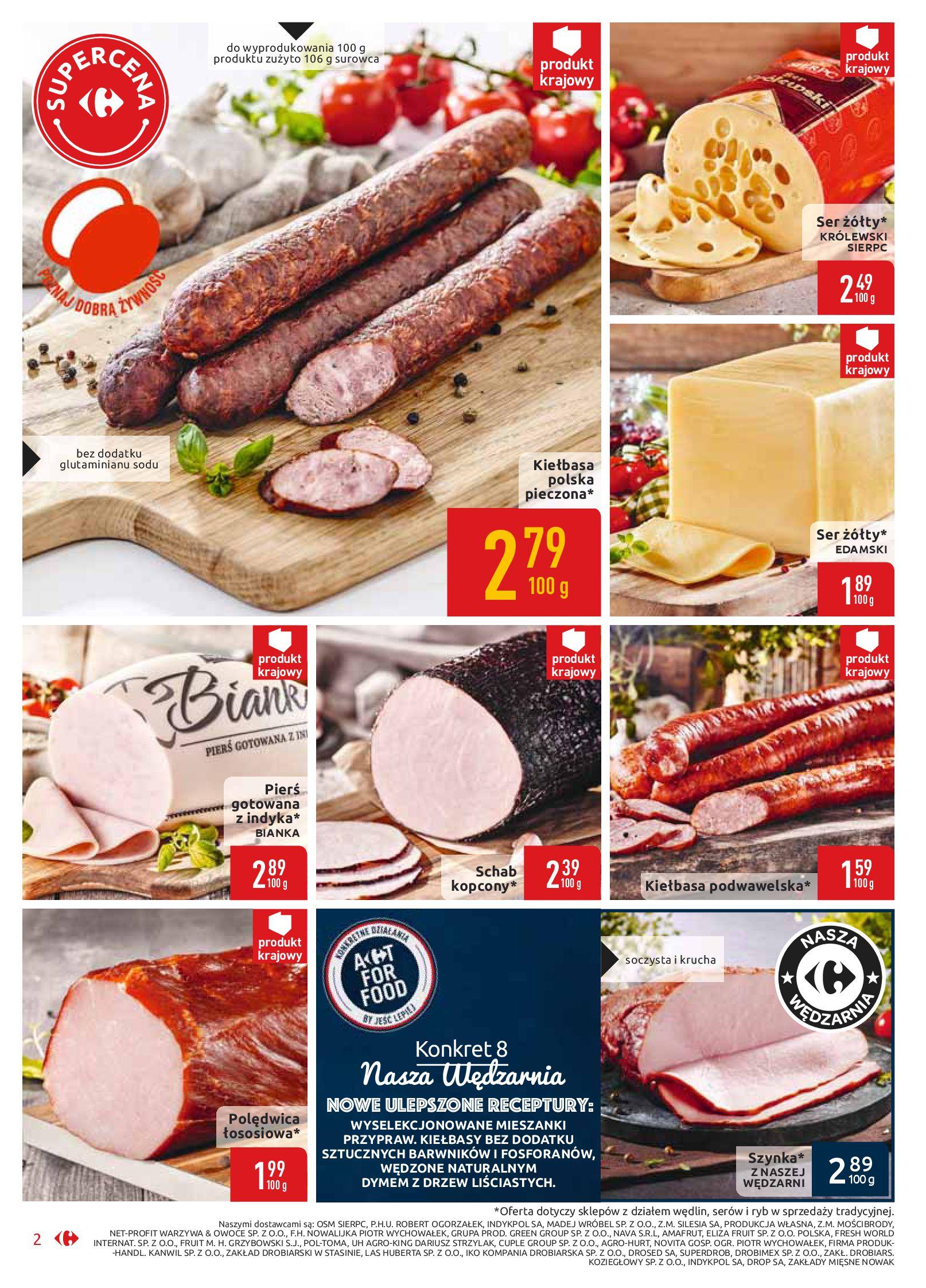 Gazetka Carrefour Market - Wszyscy zasługujemy na najlepsze-16.09.2019-29.09.2019-page-2