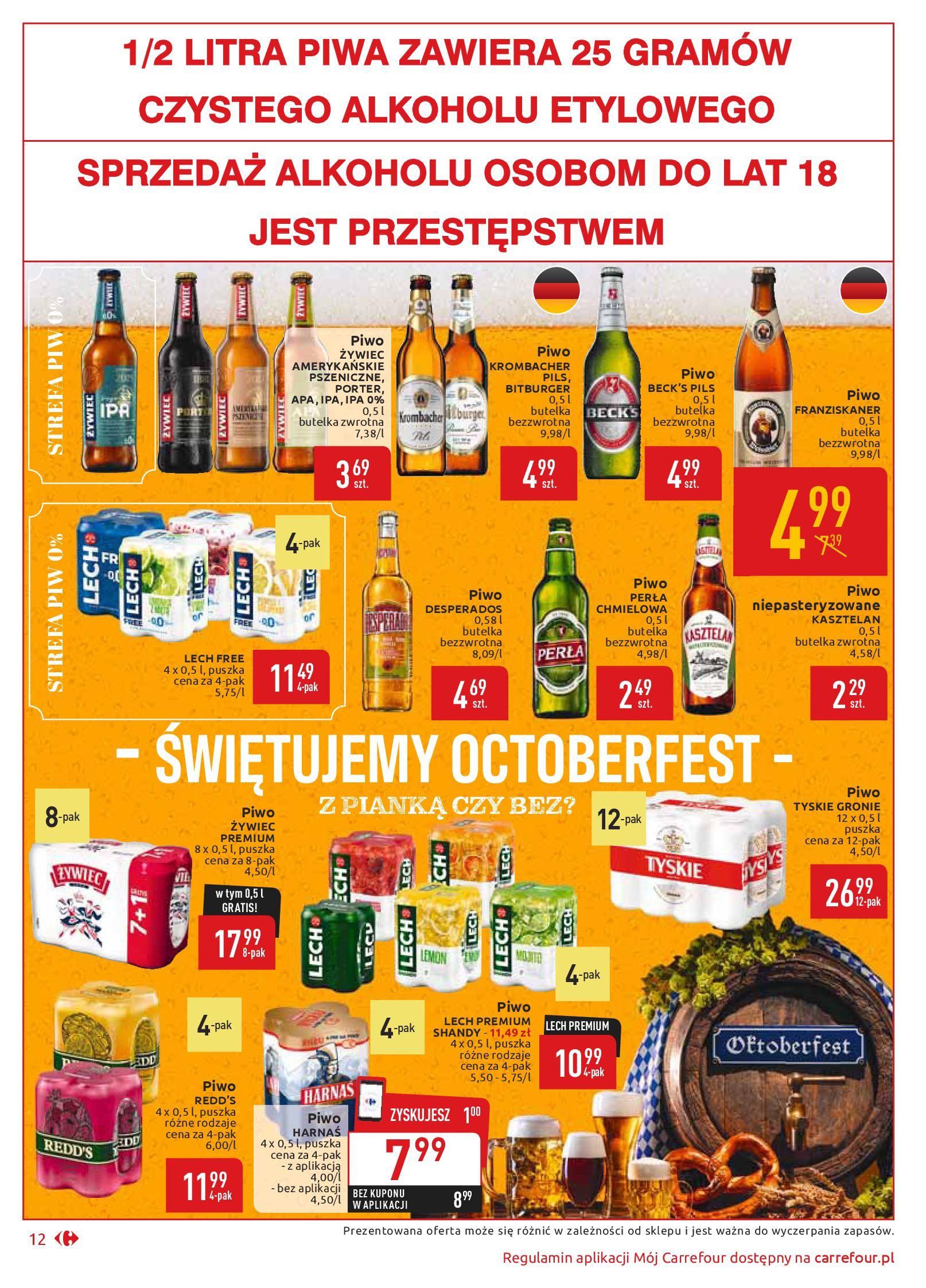 Gazetka Carrefour Market - Wszyscy zasługujemy na najlepsze-16.09.2019-29.09.2019-page-12