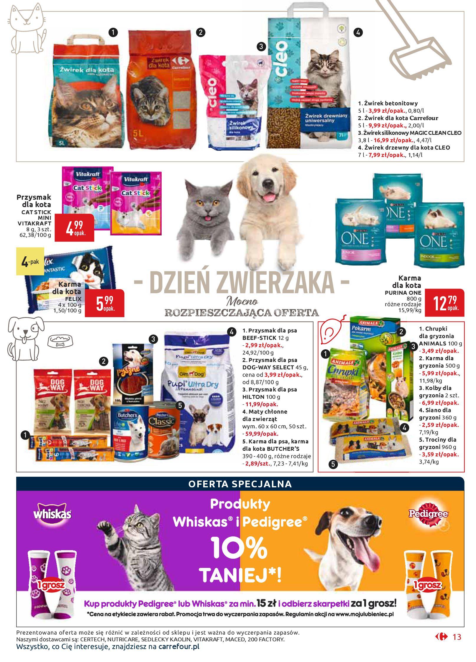 Gazetka Carrefour Market - Wszyscy zasługujemy na najlepsze-16.09.2019-29.09.2019-page-13