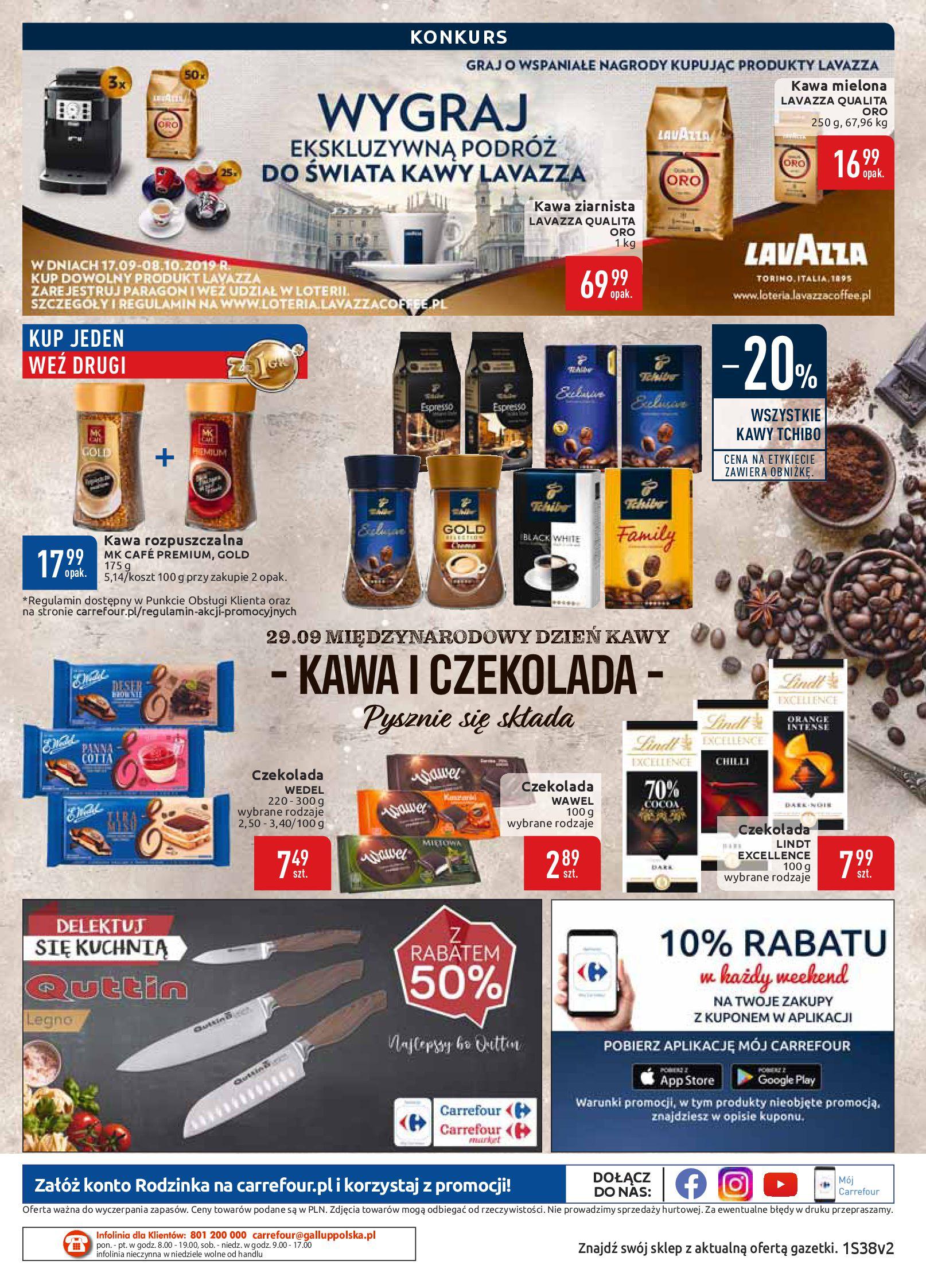Gazetka Carrefour Market - Wszyscy zasługujemy na najlepsze-16.09.2019-29.09.2019-page-16