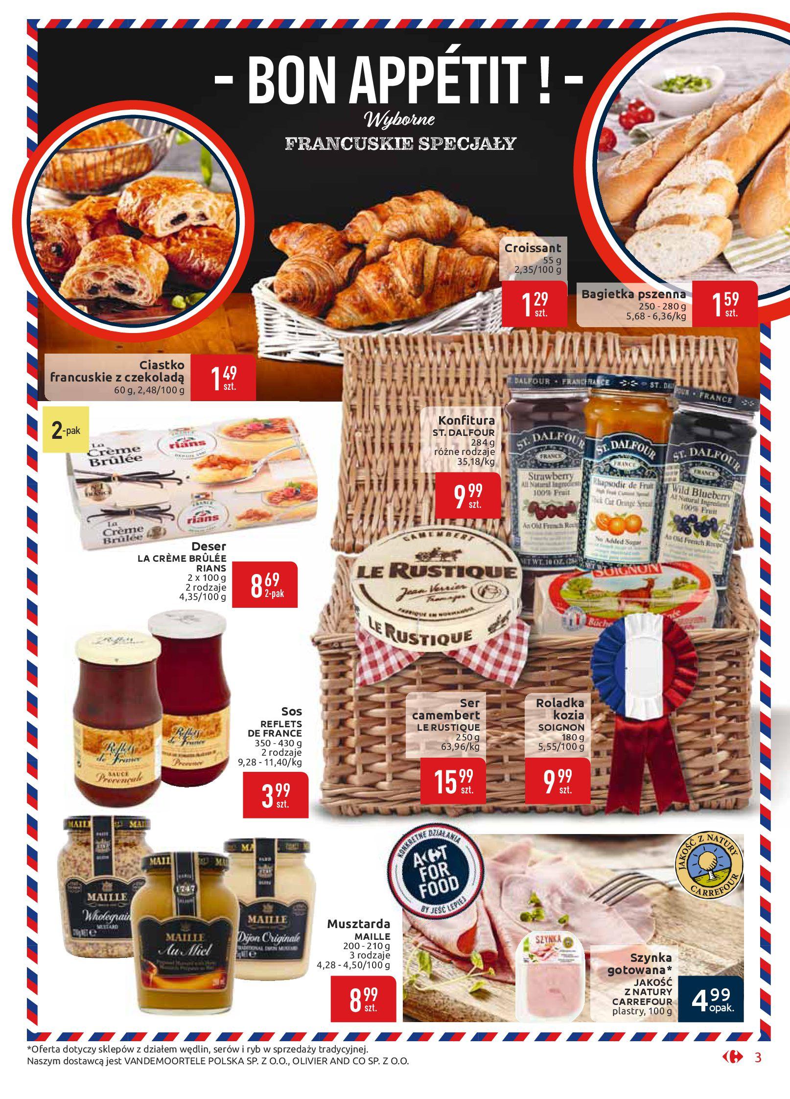 Gazetka Carrefour Market - Wszyscy zasługujemy na najlepsze-16.09.2019-29.09.2019-page-3