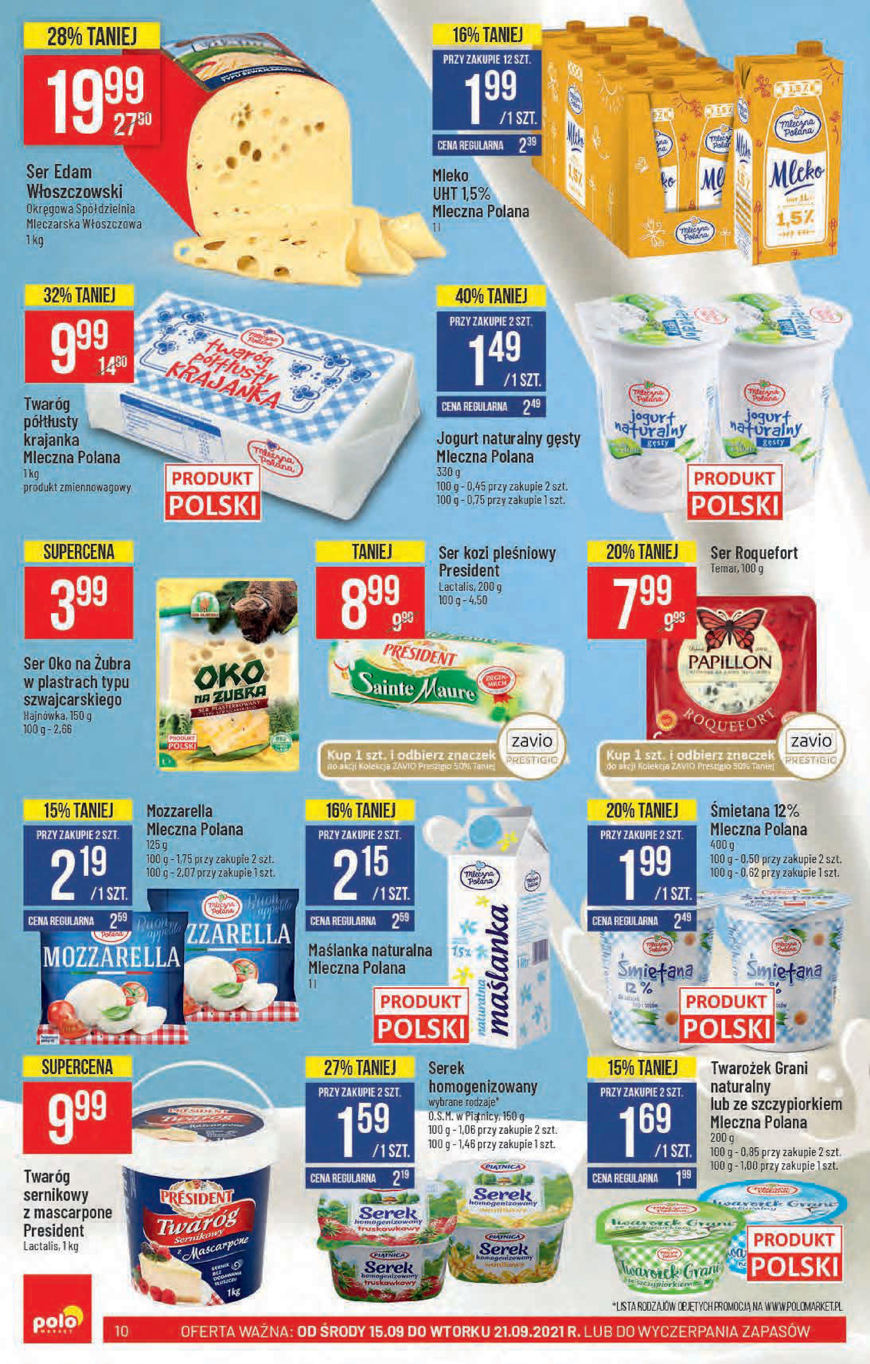 Gazetka Polomarket: Gazetka Polomarket 2021-09-15 page-10