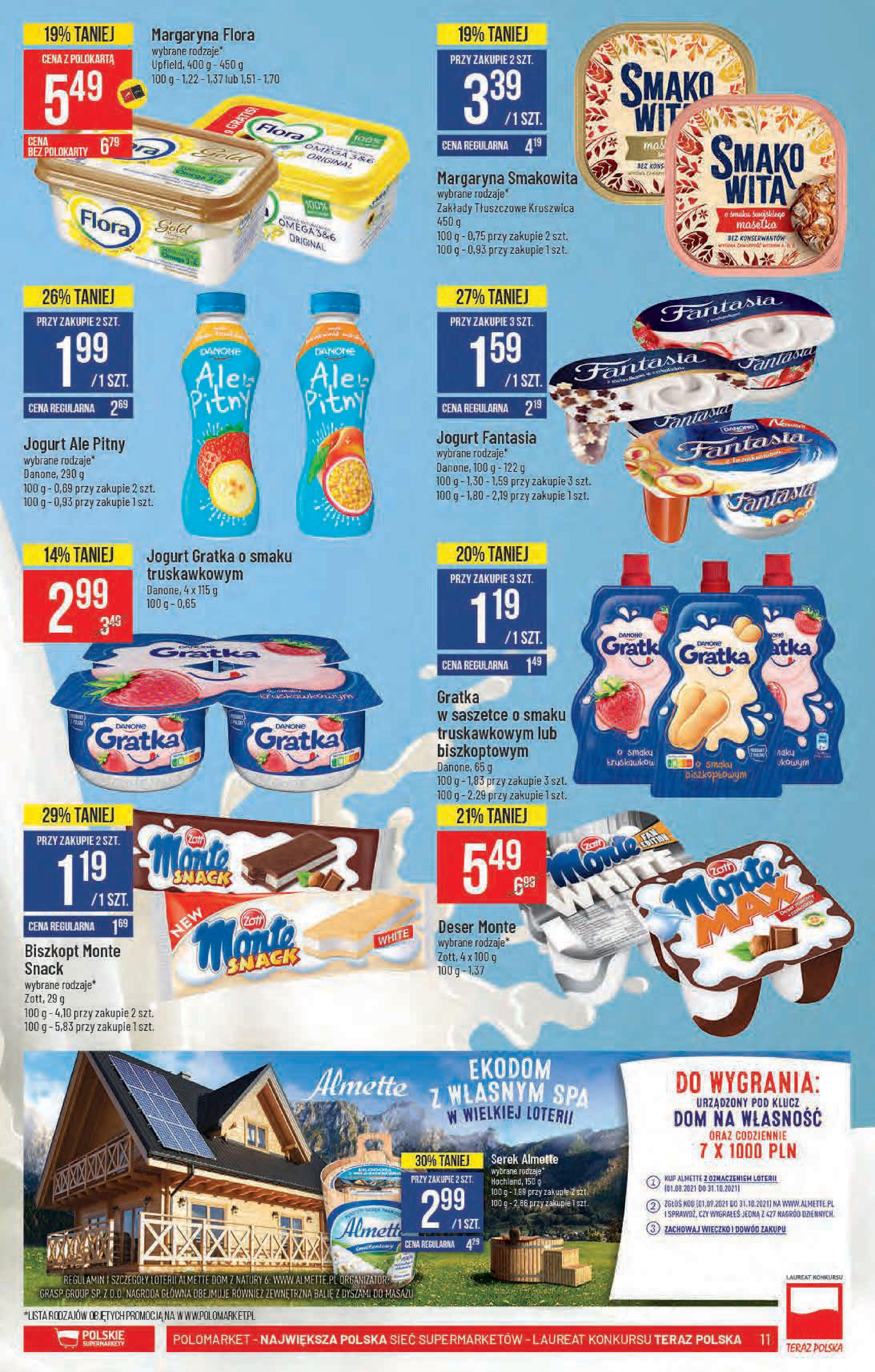 Gazetka Polomarket: Gazetka Polomarket 2021-09-15 page-11