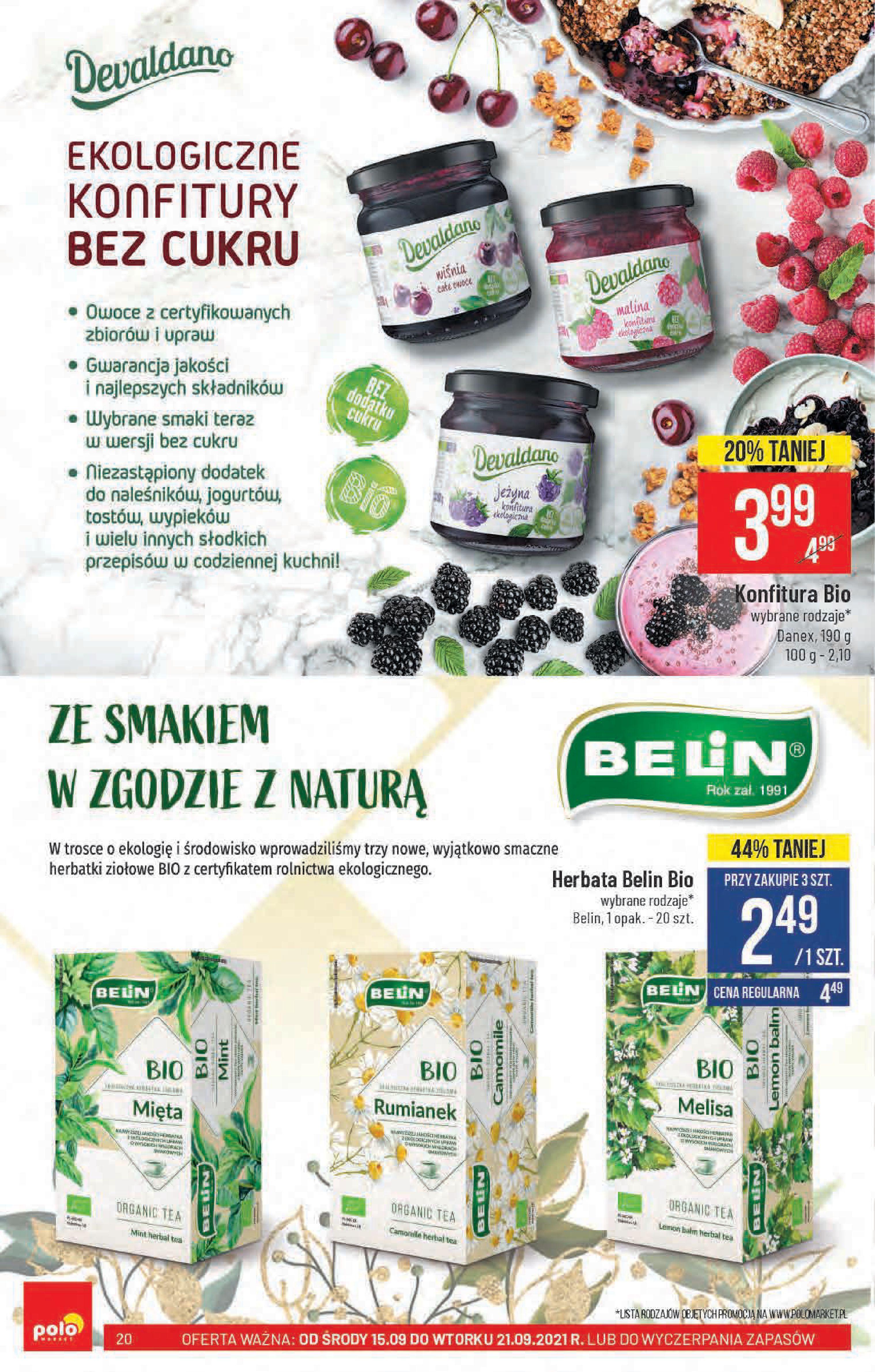 Gazetka Polomarket: Gazetka Polomarket 2021-09-15 page-20