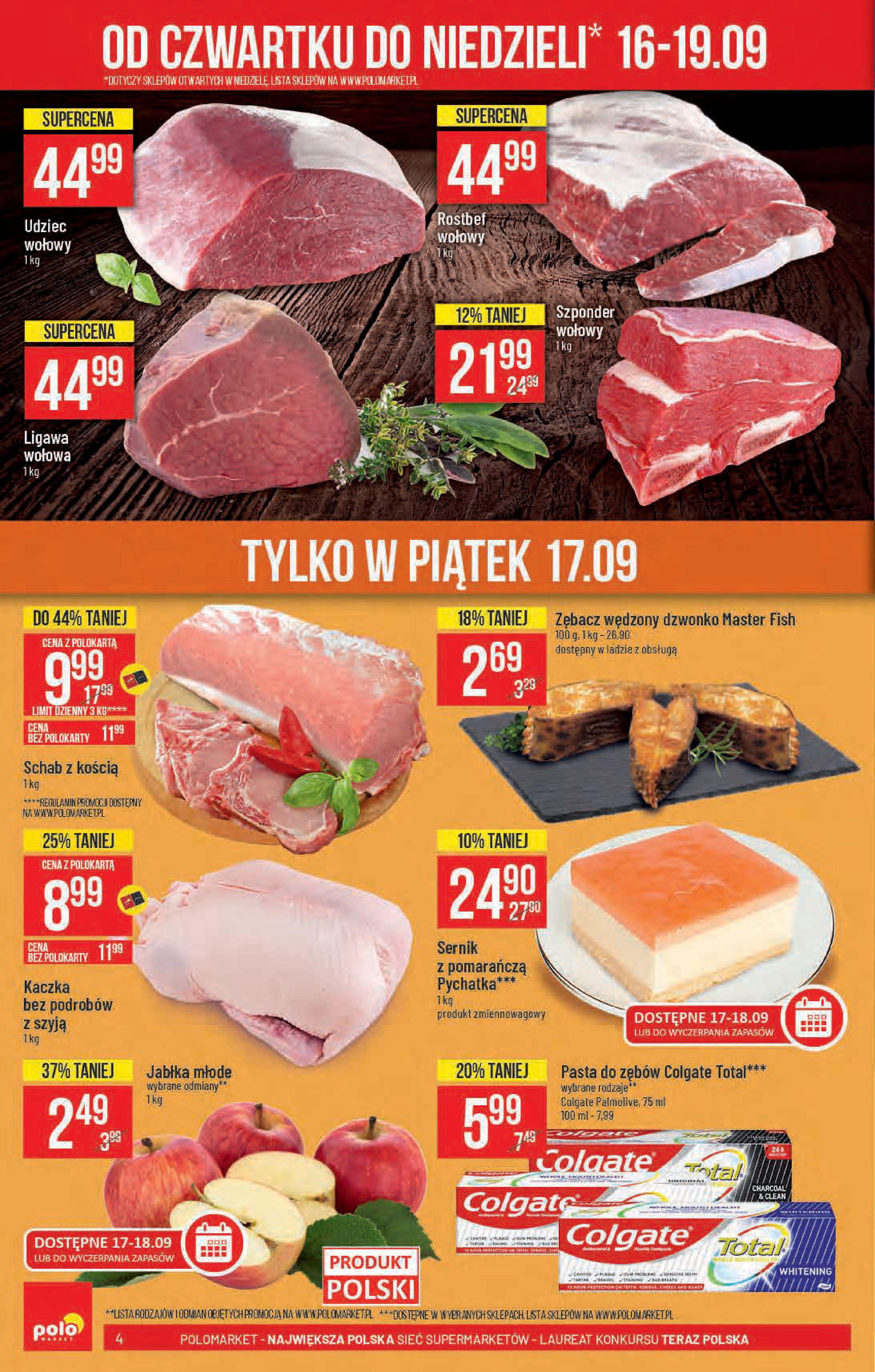 Gazetka Polomarket: Gazetka Polomarket 2021-09-15 page-4