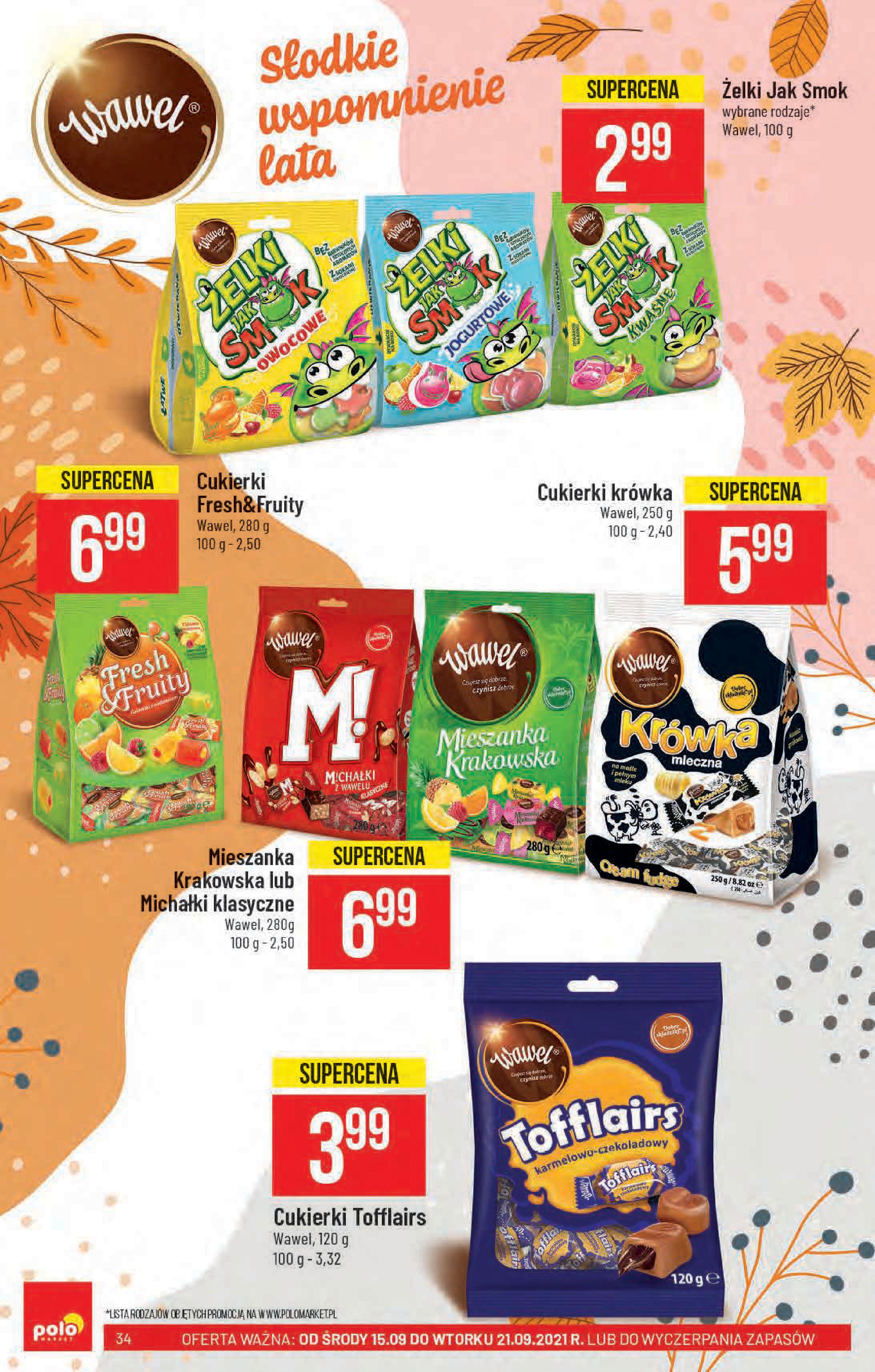 Gazetka Polomarket: Gazetka Polomarket 2021-09-15 page-34