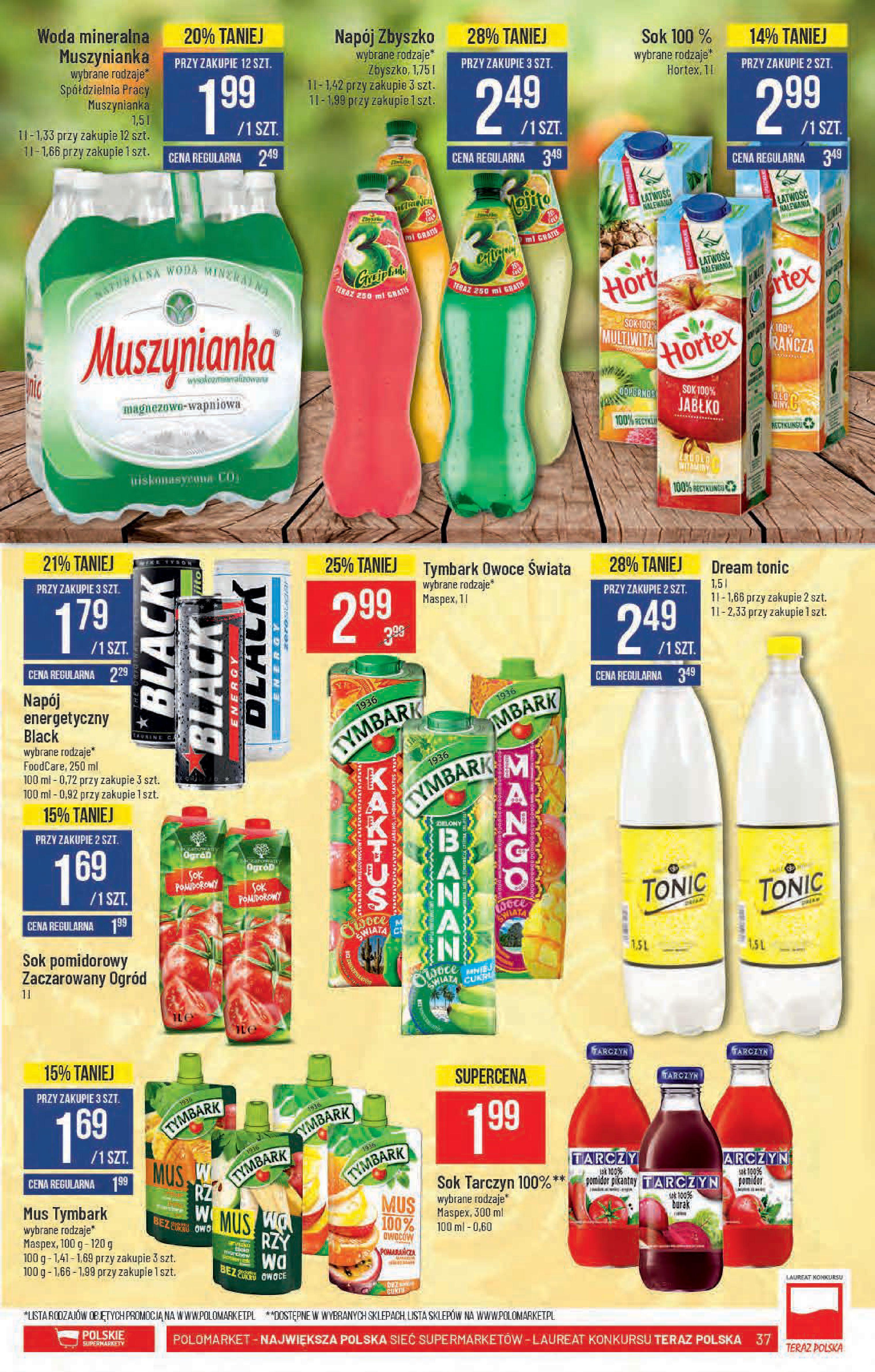 Gazetka Polomarket: Gazetka Polomarket 2021-09-15 page-37