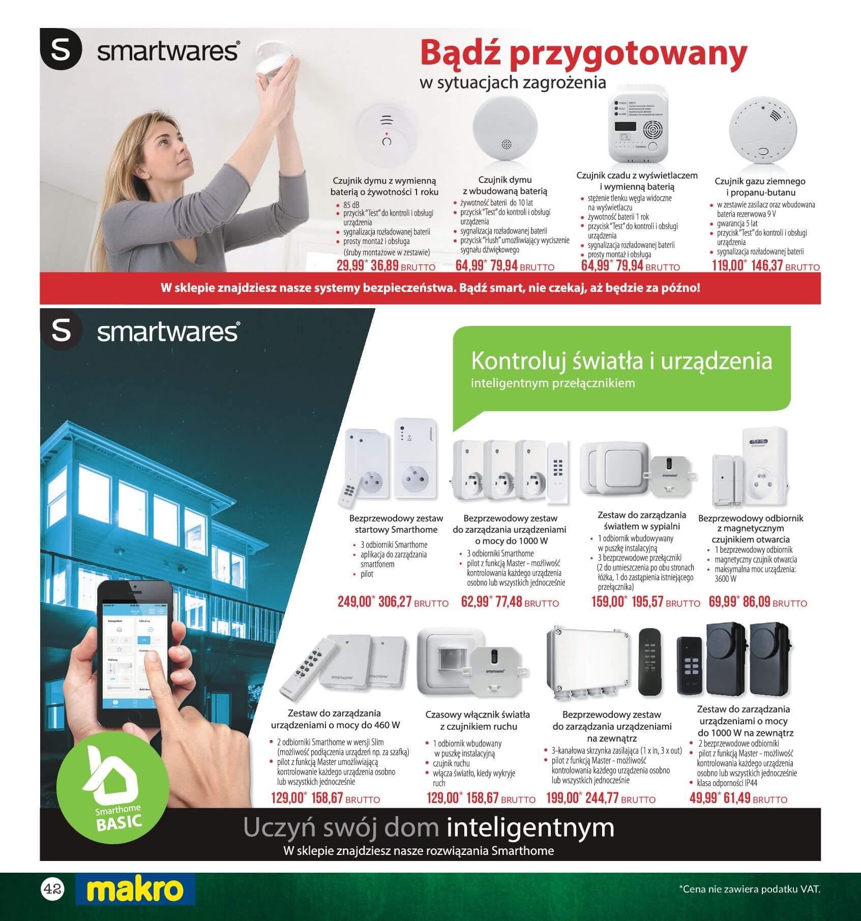 Gazetka Makro - Przygotuj się do świąt-04.12.2017-24.12.2017-page-42