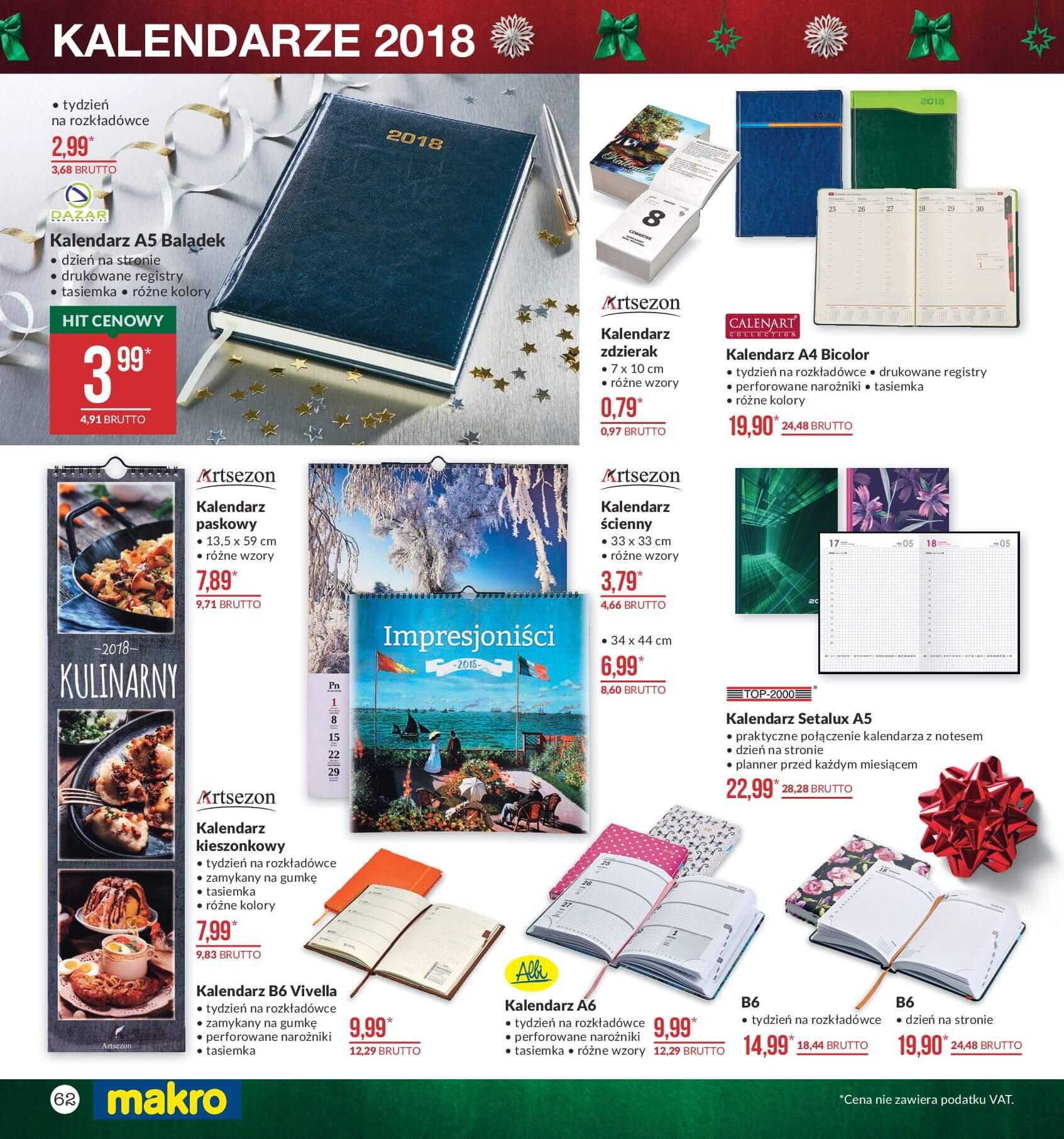 Gazetka Makro - Przygotuj się do świąt-04.12.2017-24.12.2017-page-62
