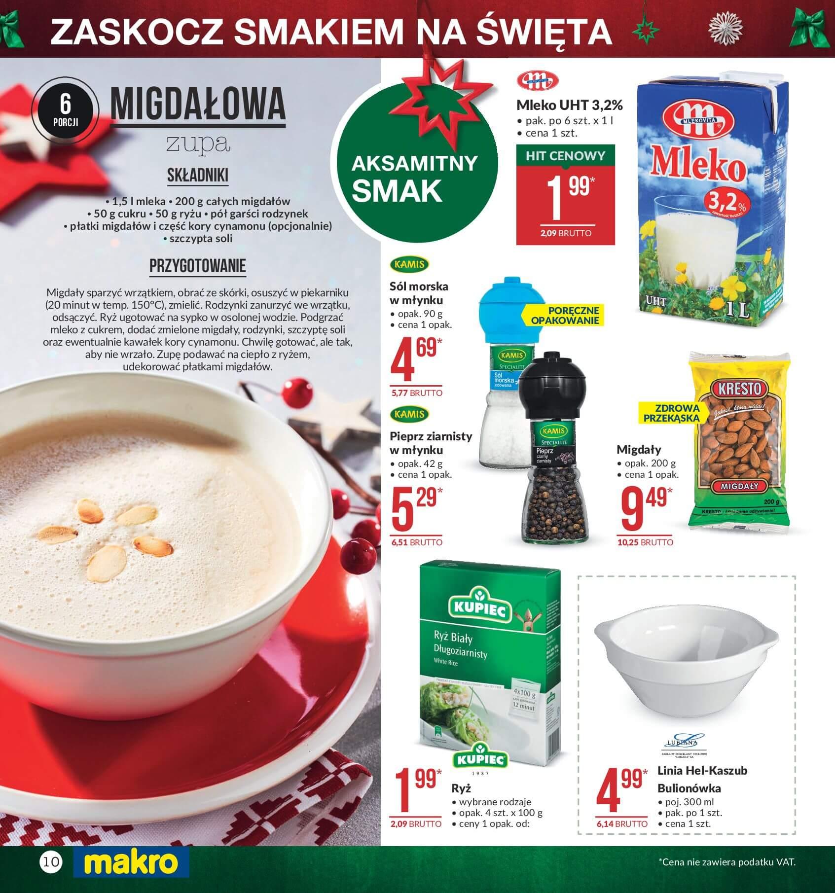 Gazetka Makro - Przygotuj się do świąt-04.12.2017-24.12.2017-page-10